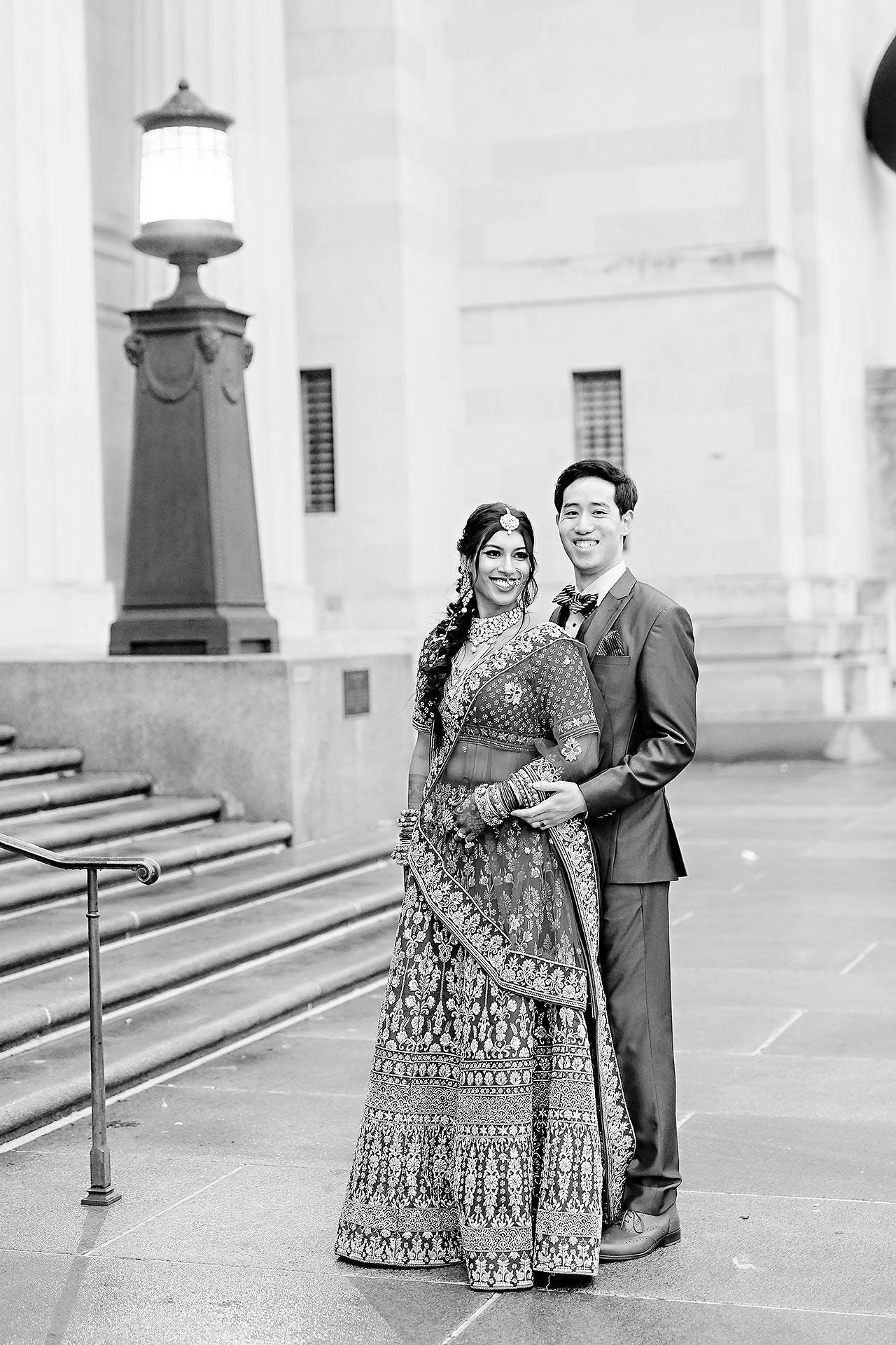 Ritika Jason Chinese Indian Fusion Wedding Ceremony 182