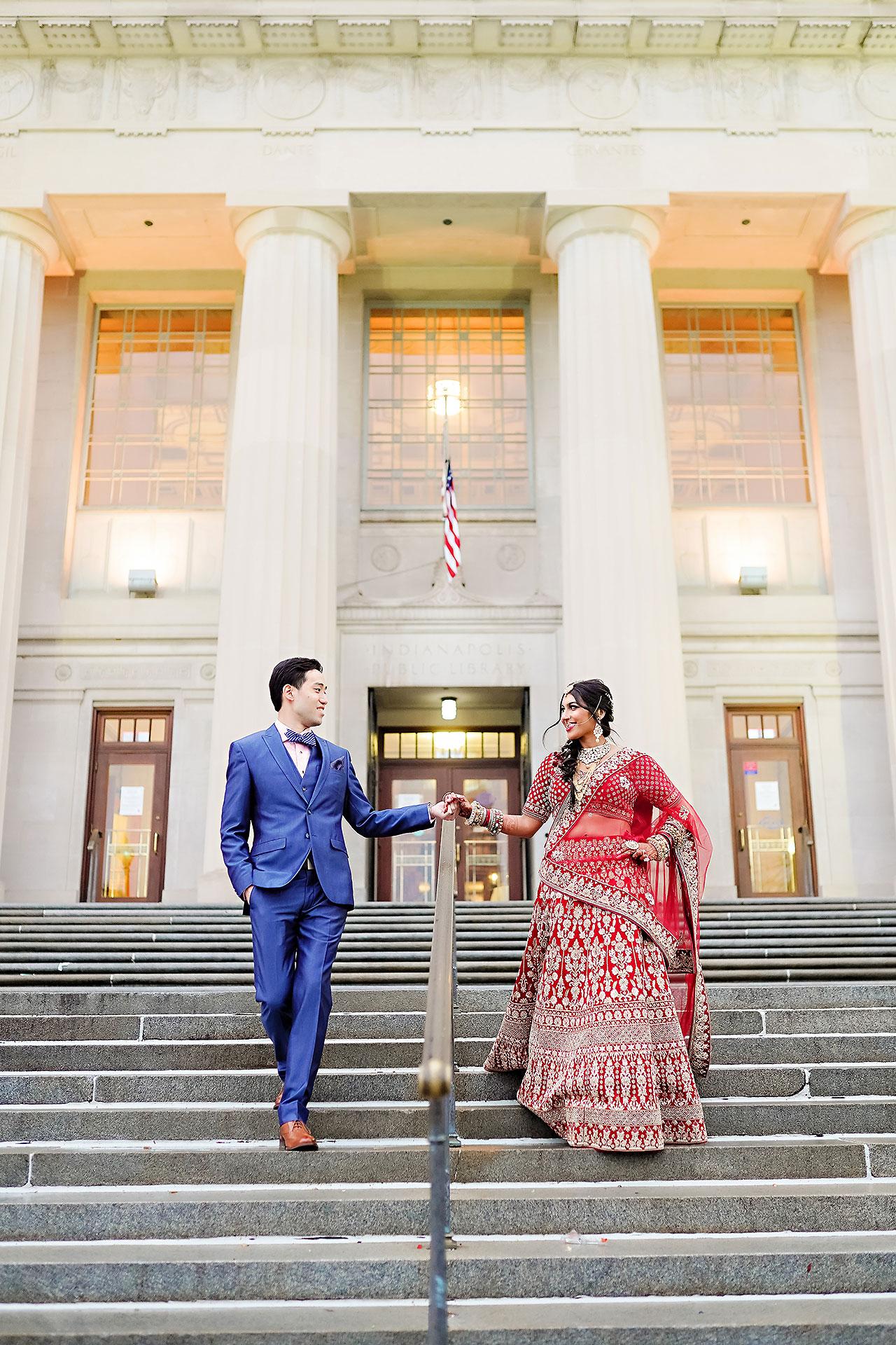 Ritika Jason Chinese Indian Fusion Wedding Ceremony 184