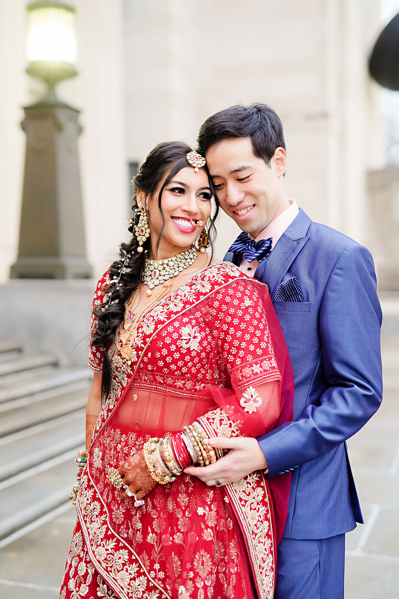 Ritika Jason Chinese Indian Fusion Wedding Ceremony 175