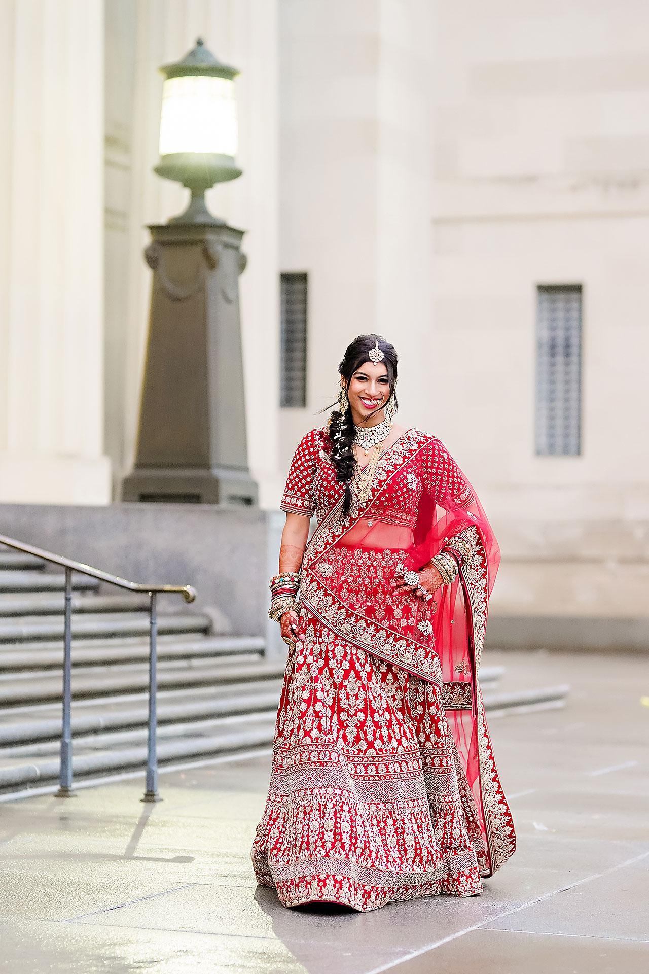 Ritika Jason Chinese Indian Fusion Wedding Ceremony 176