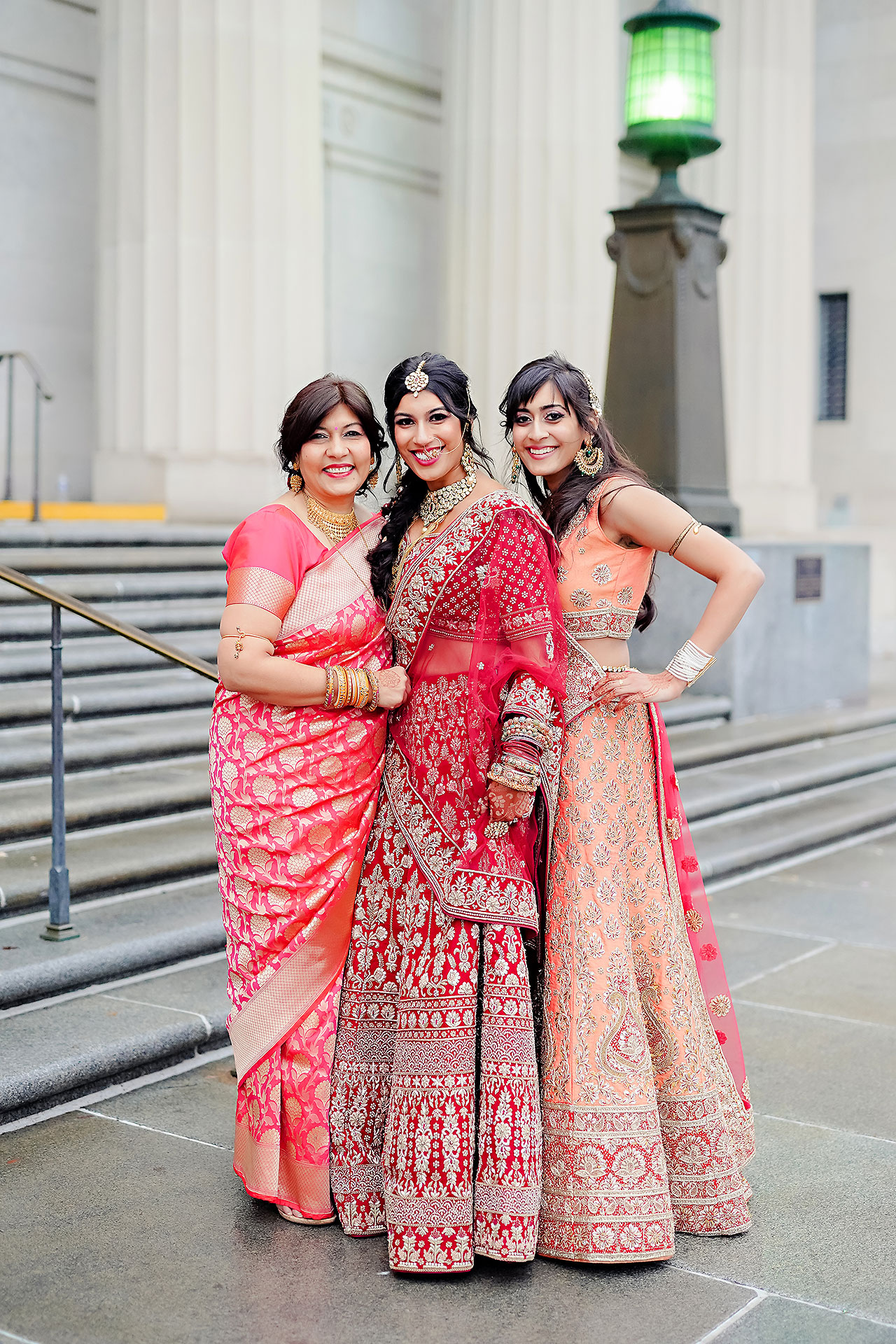 Ritika Jason Chinese Indian Fusion Wedding Ceremony 172