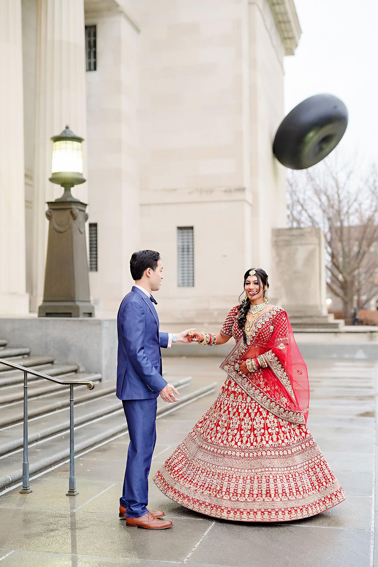 Ritika Jason Chinese Indian Fusion Wedding Ceremony 170