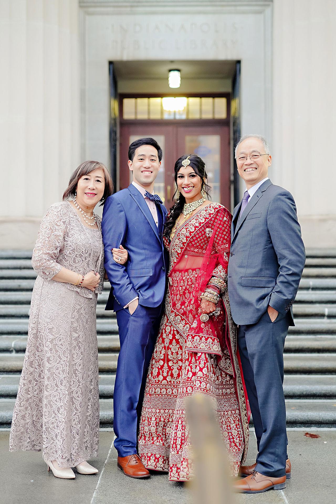 Ritika Jason Chinese Indian Fusion Wedding Ceremony 164