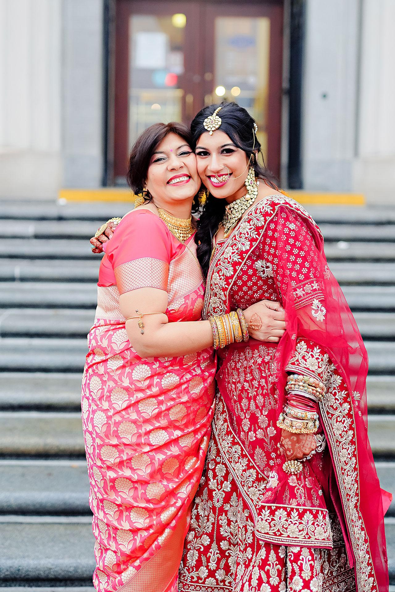 Ritika Jason Chinese Indian Fusion Wedding Ceremony 165