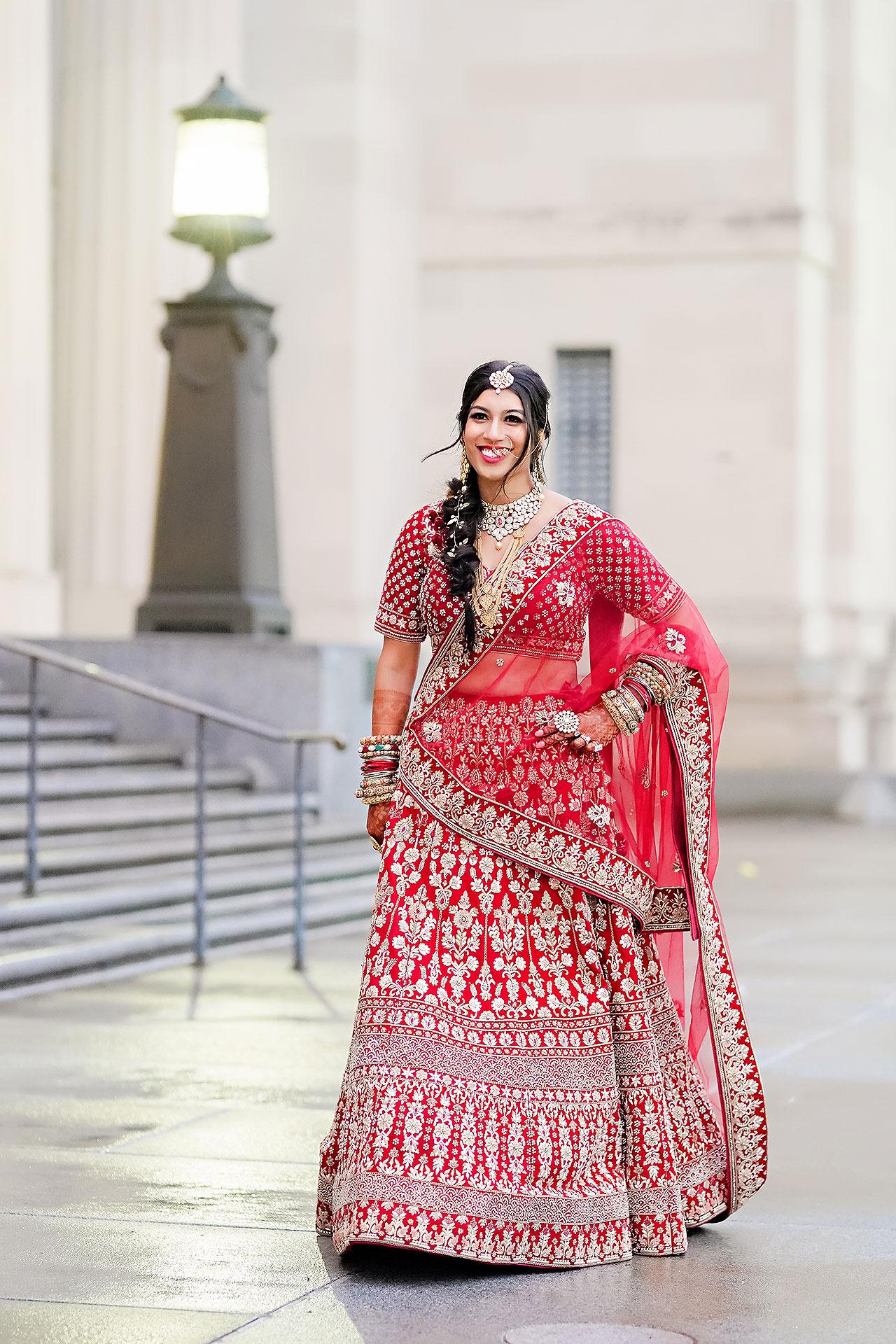 Ritika Jason Chinese Indian Fusion Wedding Ceremony 161
