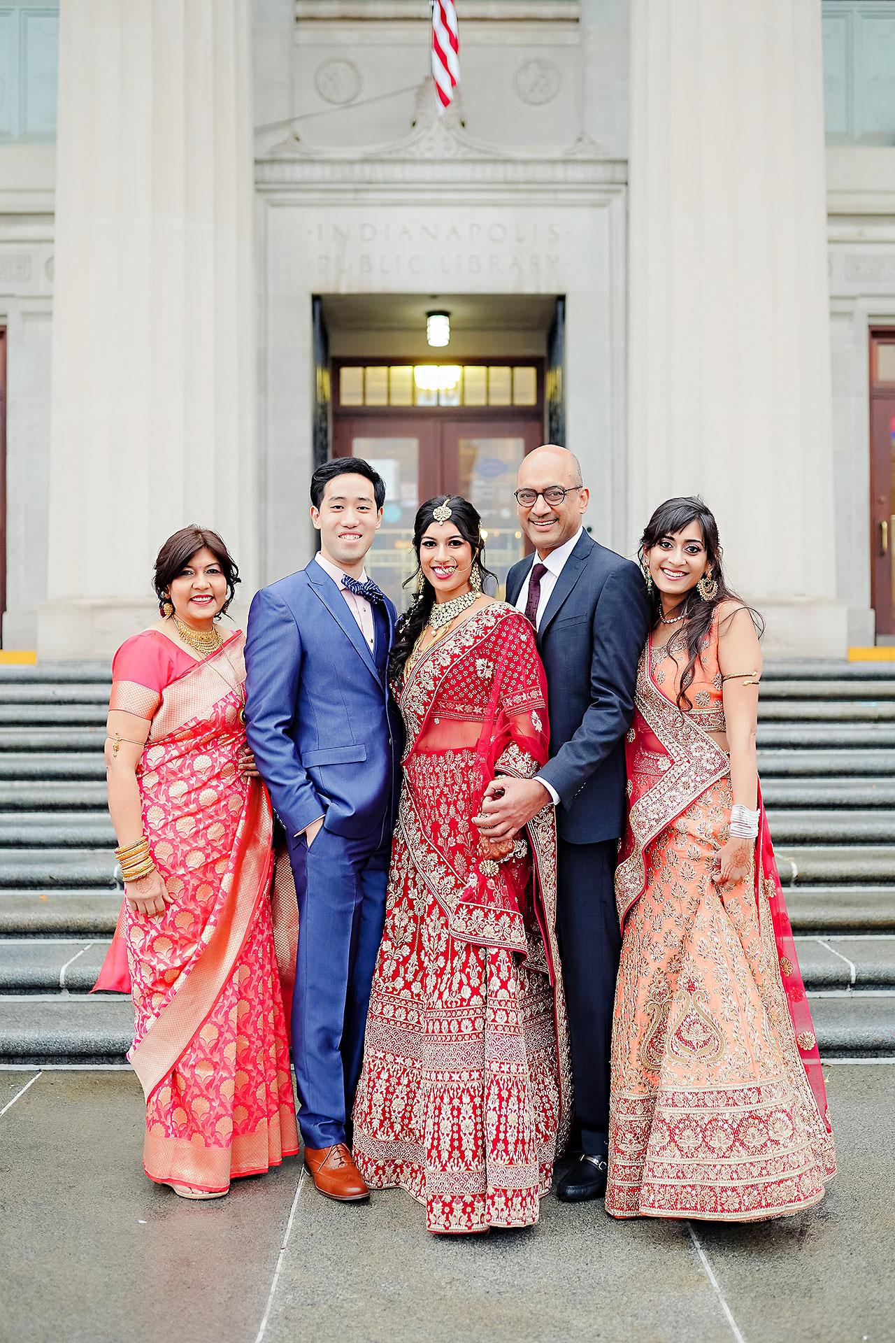 Ritika Jason Chinese Indian Fusion Wedding Ceremony 158