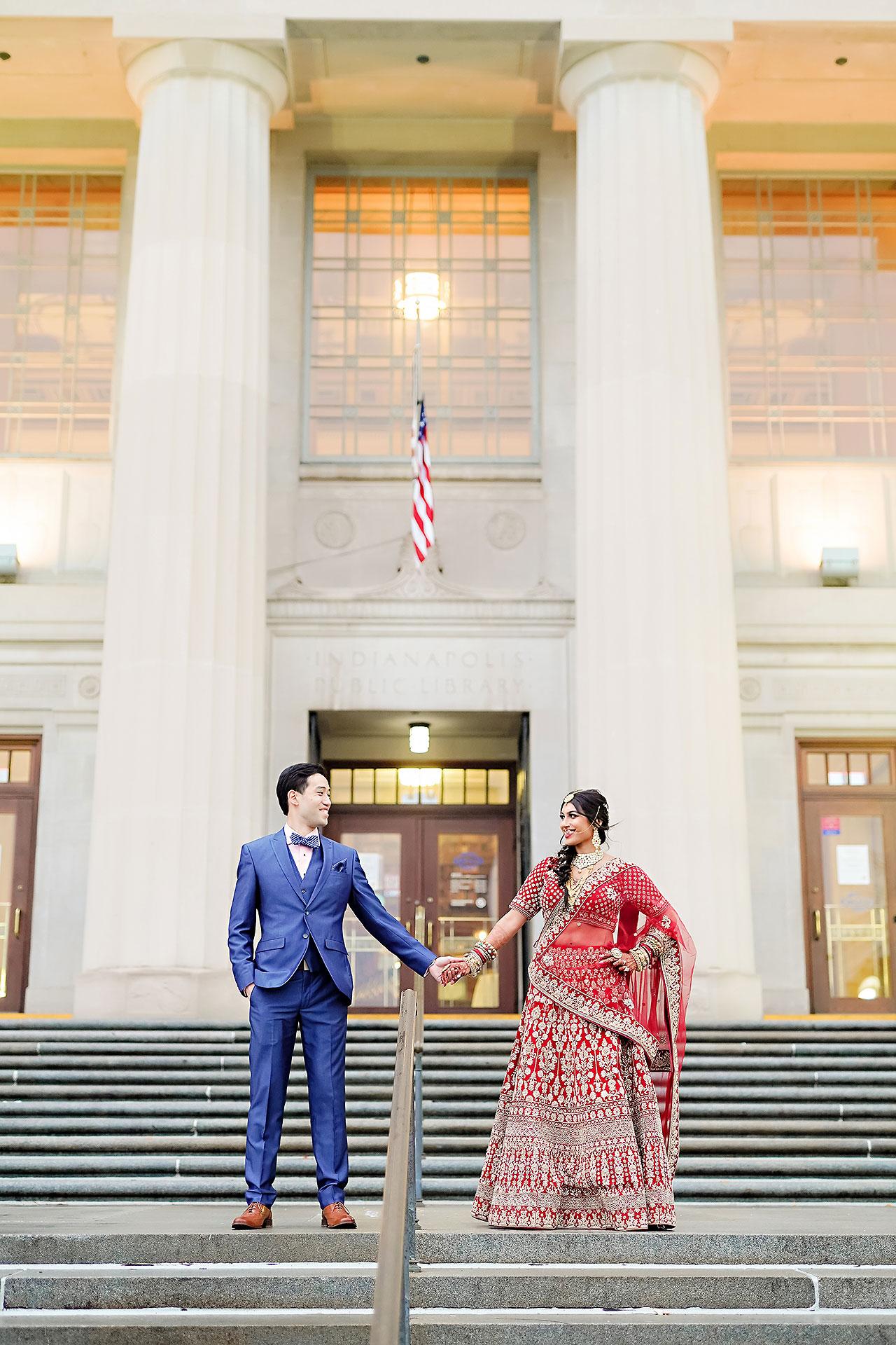 Ritika Jason Chinese Indian Fusion Wedding Ceremony 159