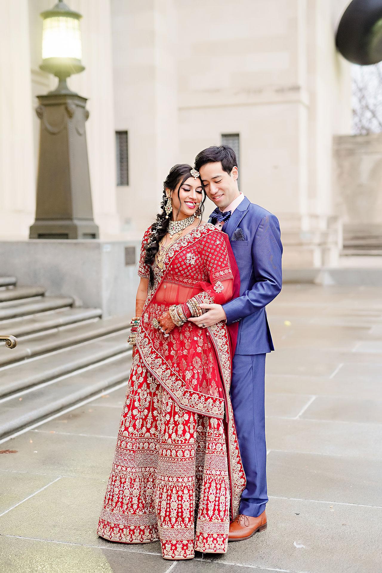 Ritika Jason Chinese Indian Fusion Wedding Ceremony 156