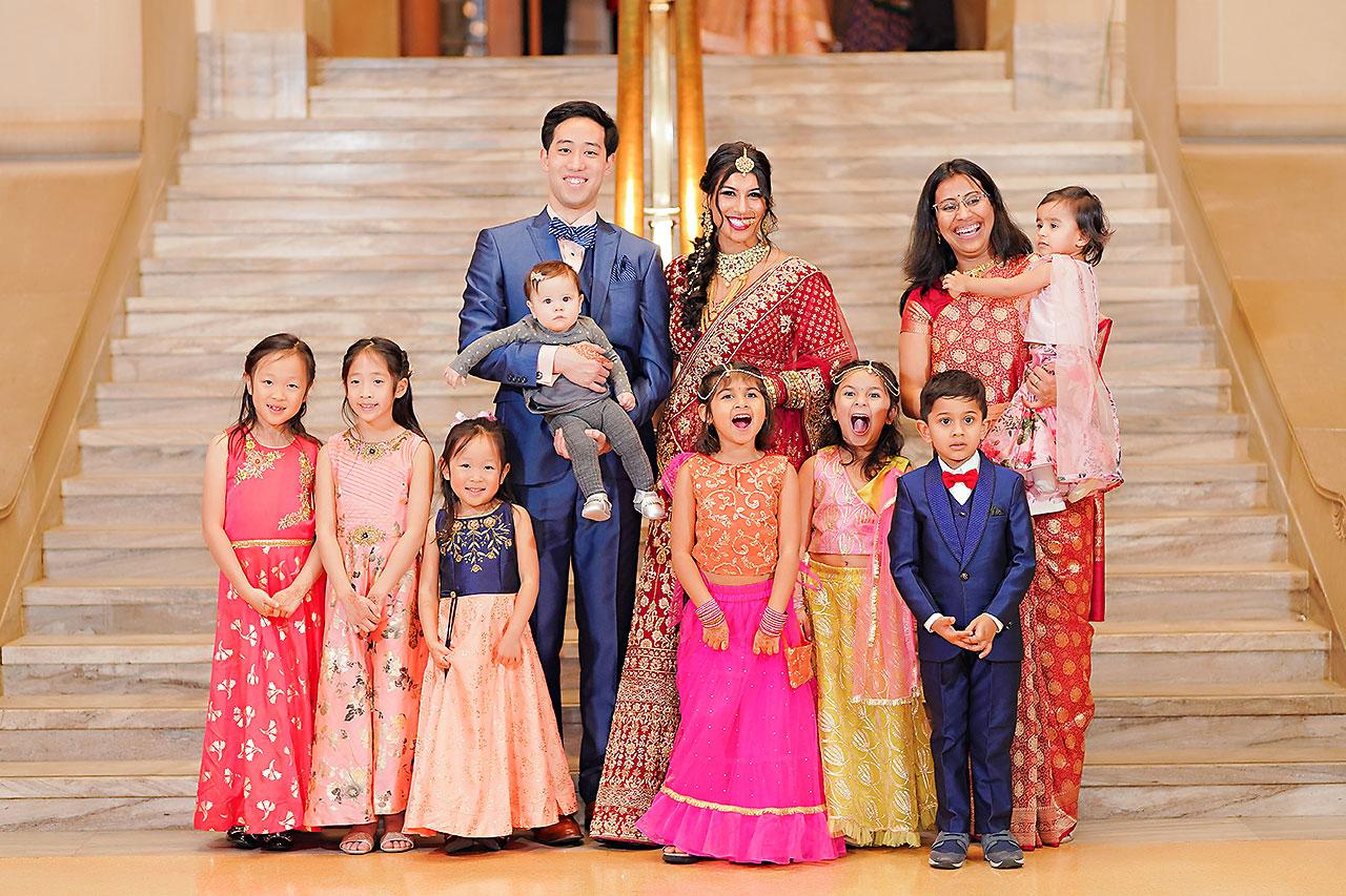 Ritika Jason Chinese Indian Fusion Wedding Ceremony 155