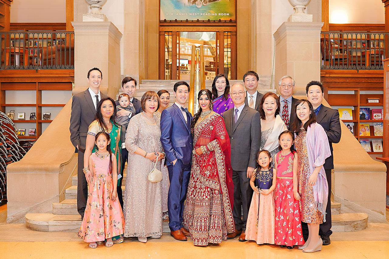 Ritika Jason Chinese Indian Fusion Wedding Ceremony 150