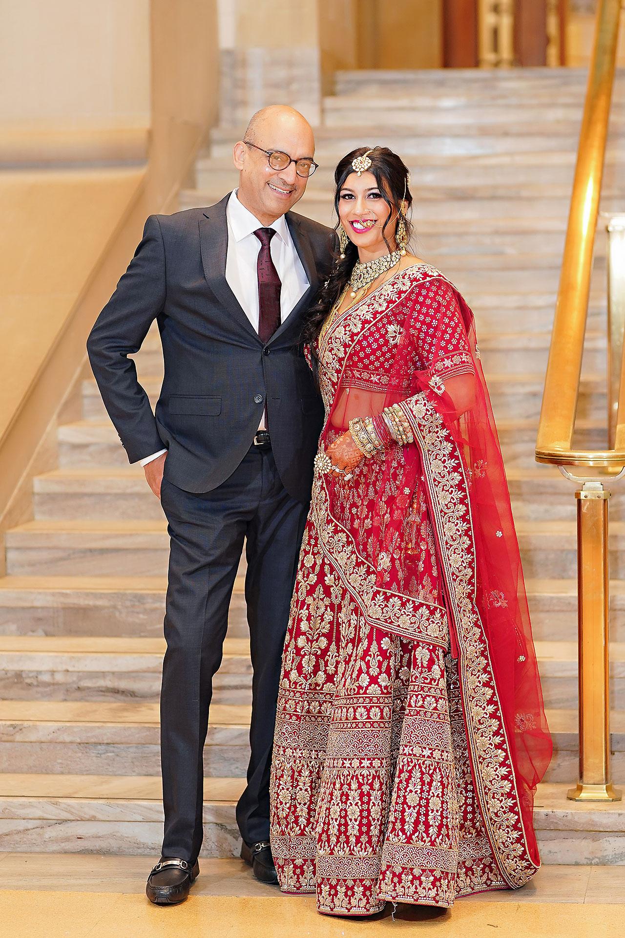 Ritika Jason Chinese Indian Fusion Wedding Ceremony 145