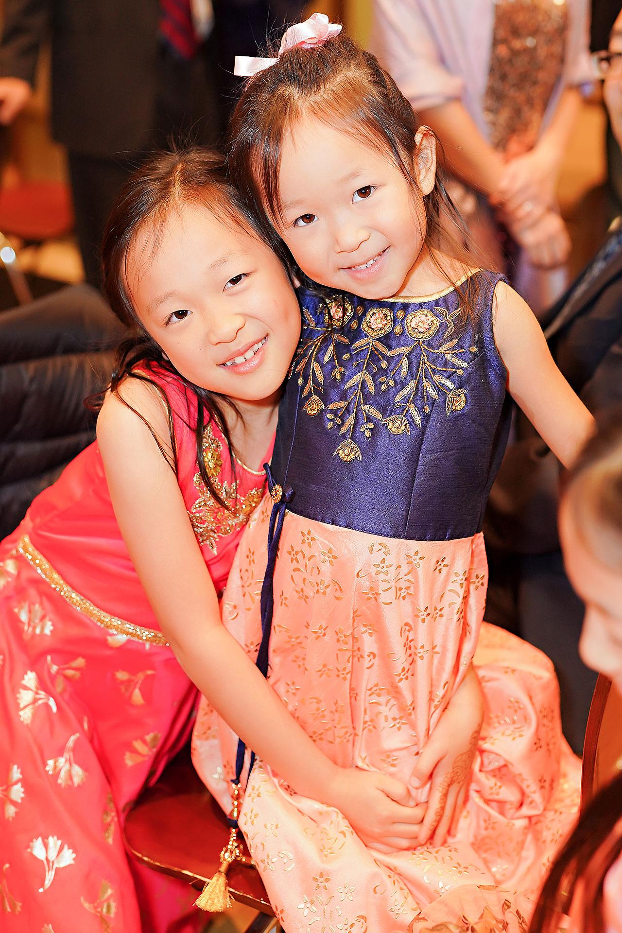 Ritika Jason Chinese Indian Fusion Wedding Ceremony 146
