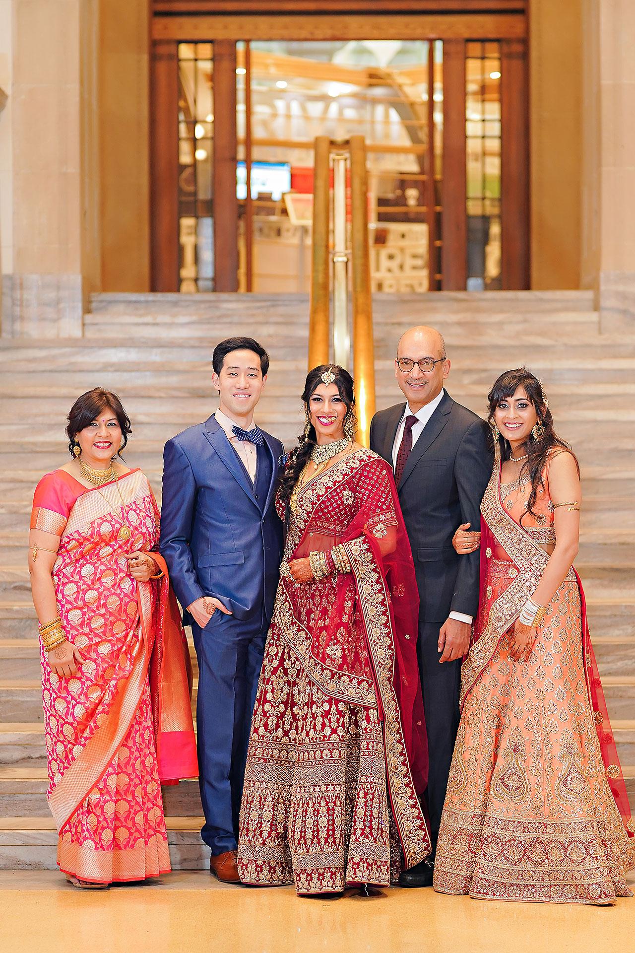 Ritika Jason Chinese Indian Fusion Wedding Ceremony 143