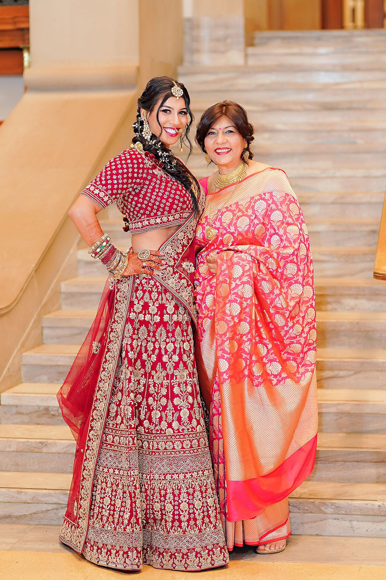Ritika Jason Chinese Indian Fusion Wedding Ceremony 140
