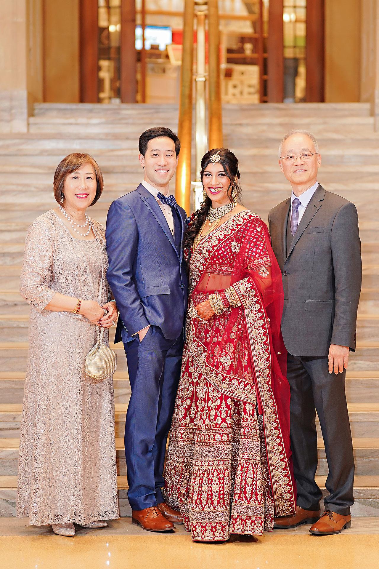 Ritika Jason Chinese Indian Fusion Wedding Ceremony 141
