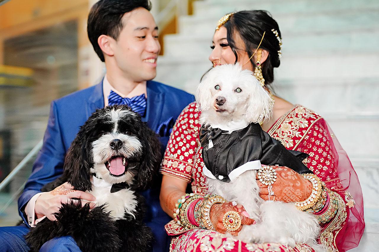 Ritika Jason Chinese Indian Fusion Wedding Ceremony 137