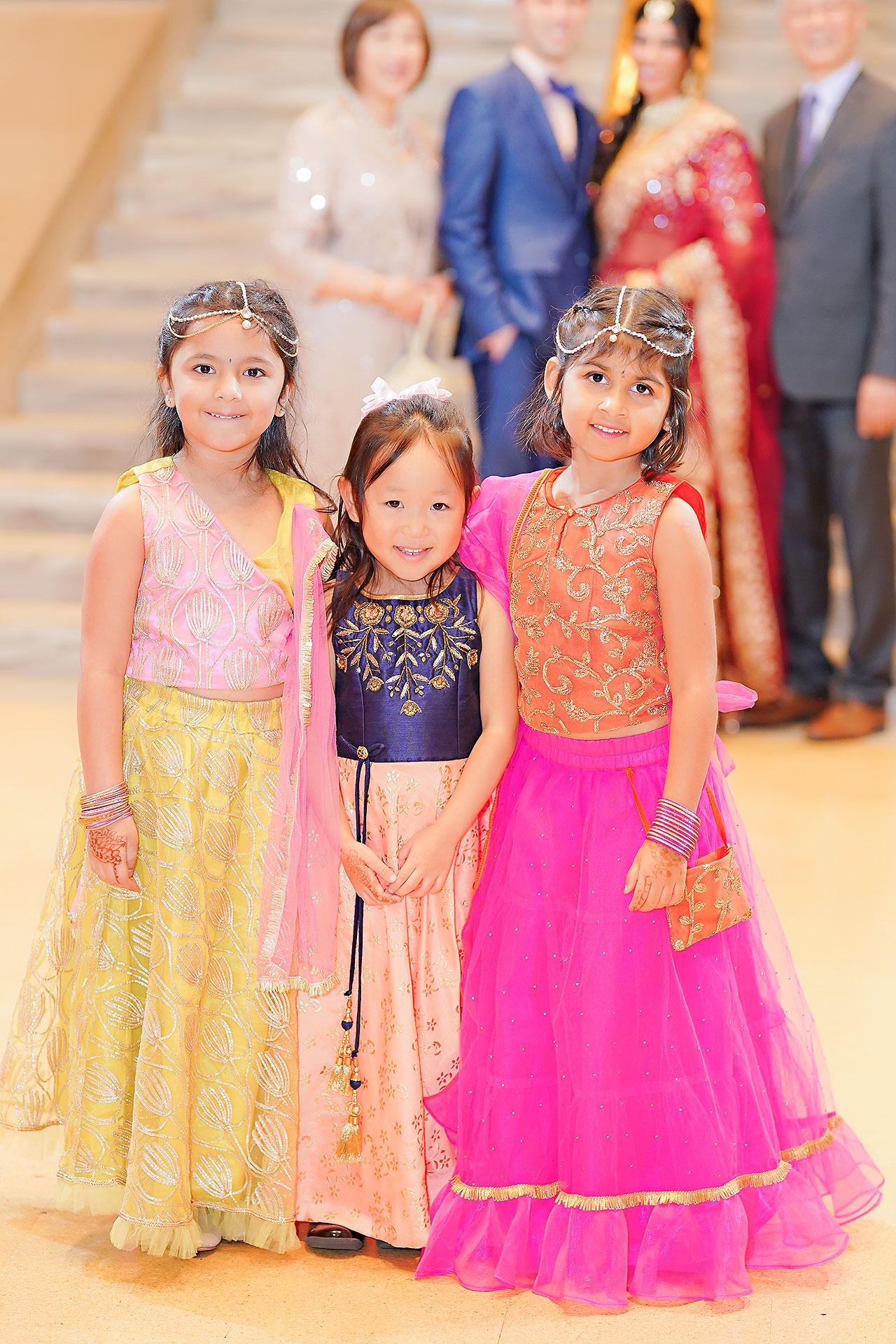 Ritika Jason Chinese Indian Fusion Wedding Ceremony 139