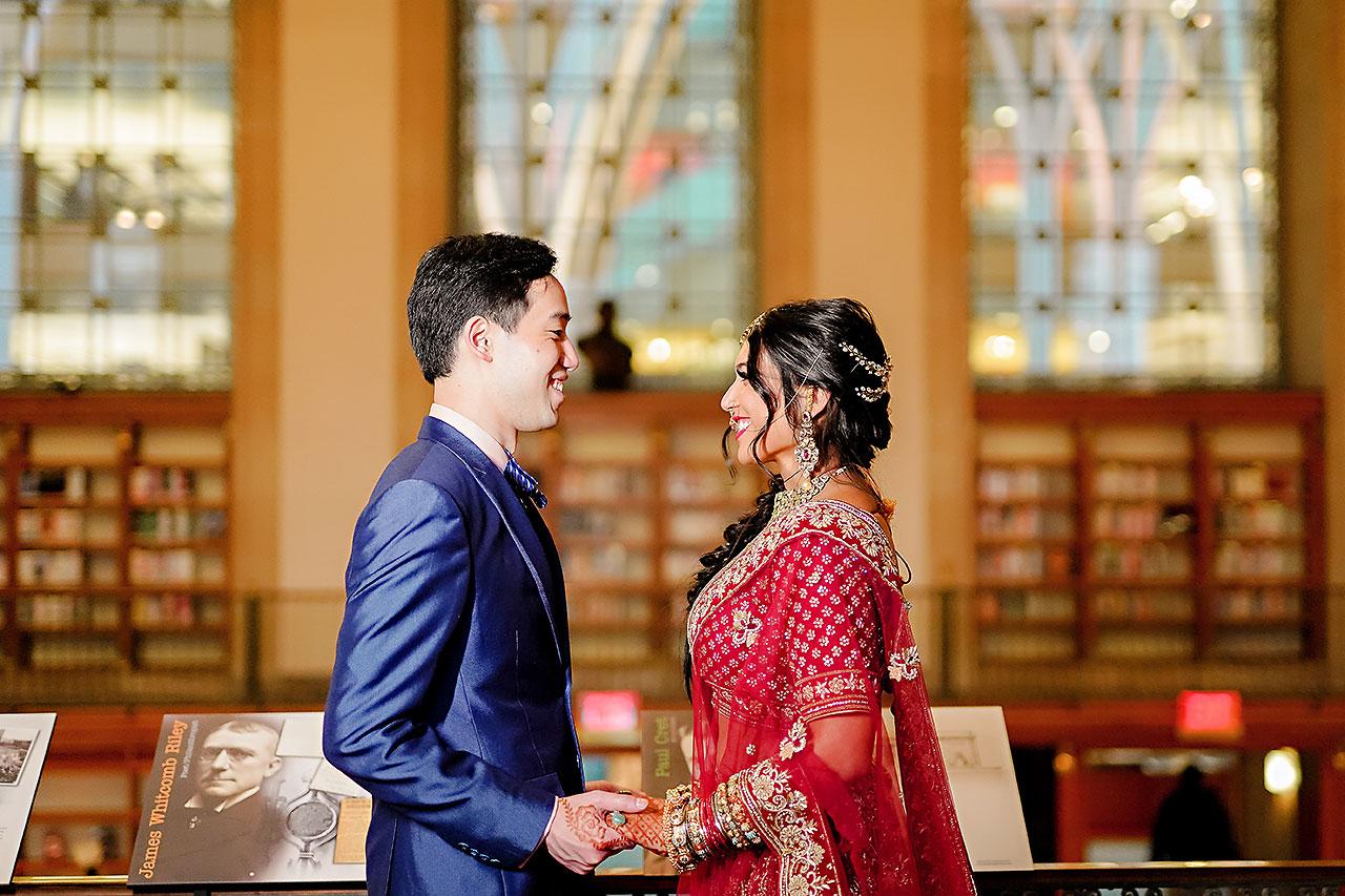 Ritika Jason Chinese Indian Fusion Wedding Ceremony 135