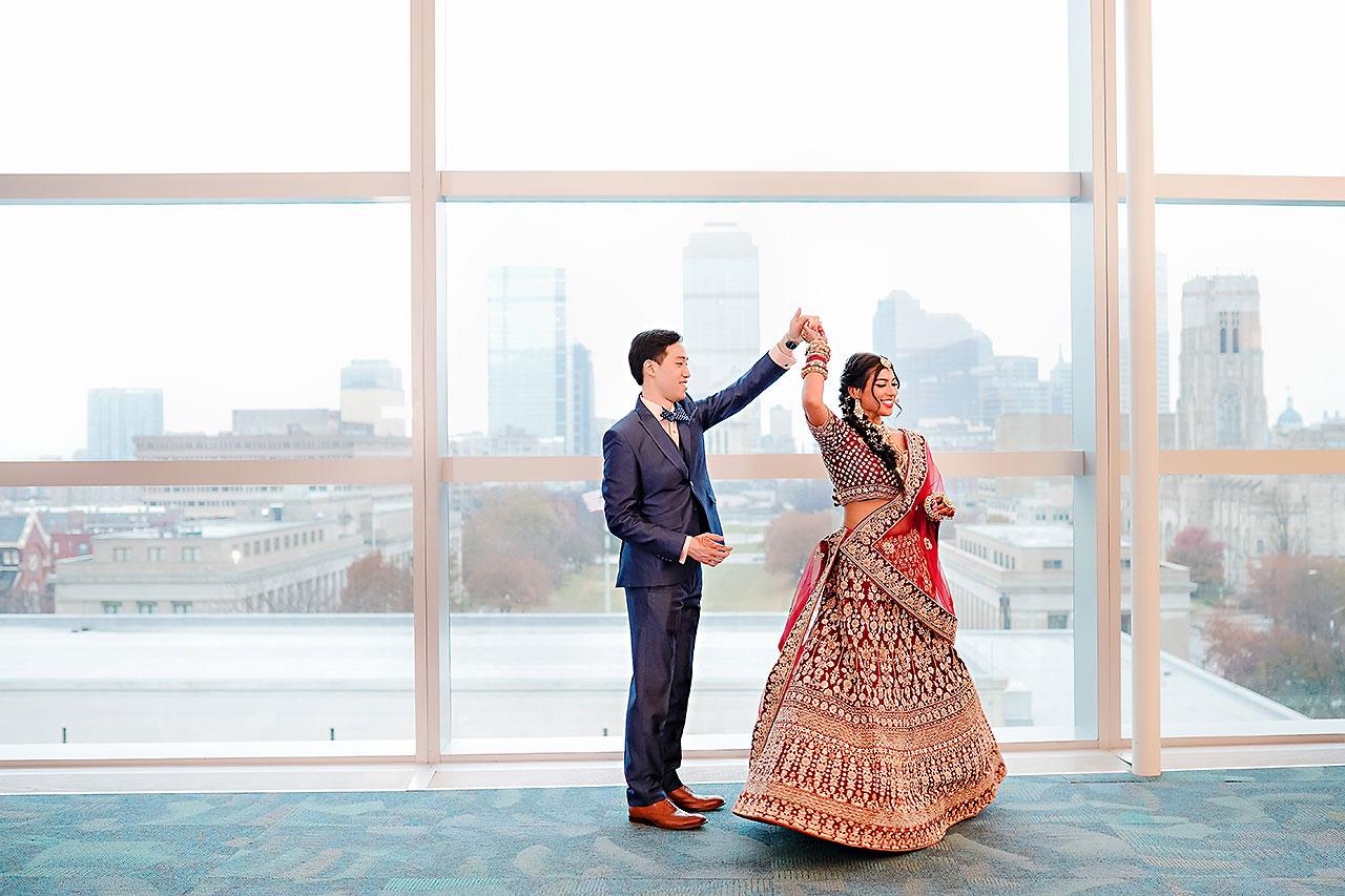 Ritika Jason Chinese Indian Fusion Wedding Ceremony 134