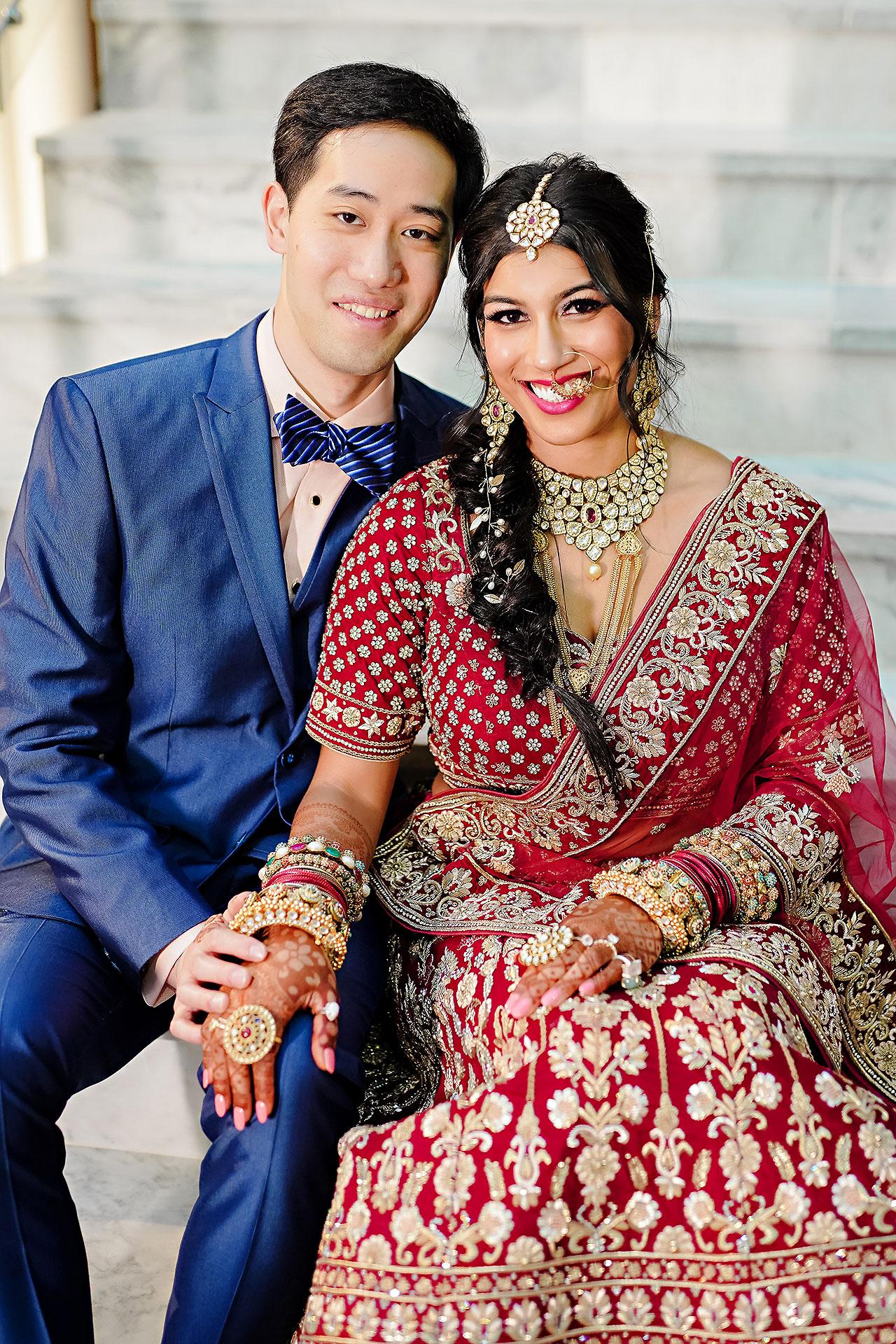 Ritika Jason Chinese Indian Fusion Wedding Ceremony 130
