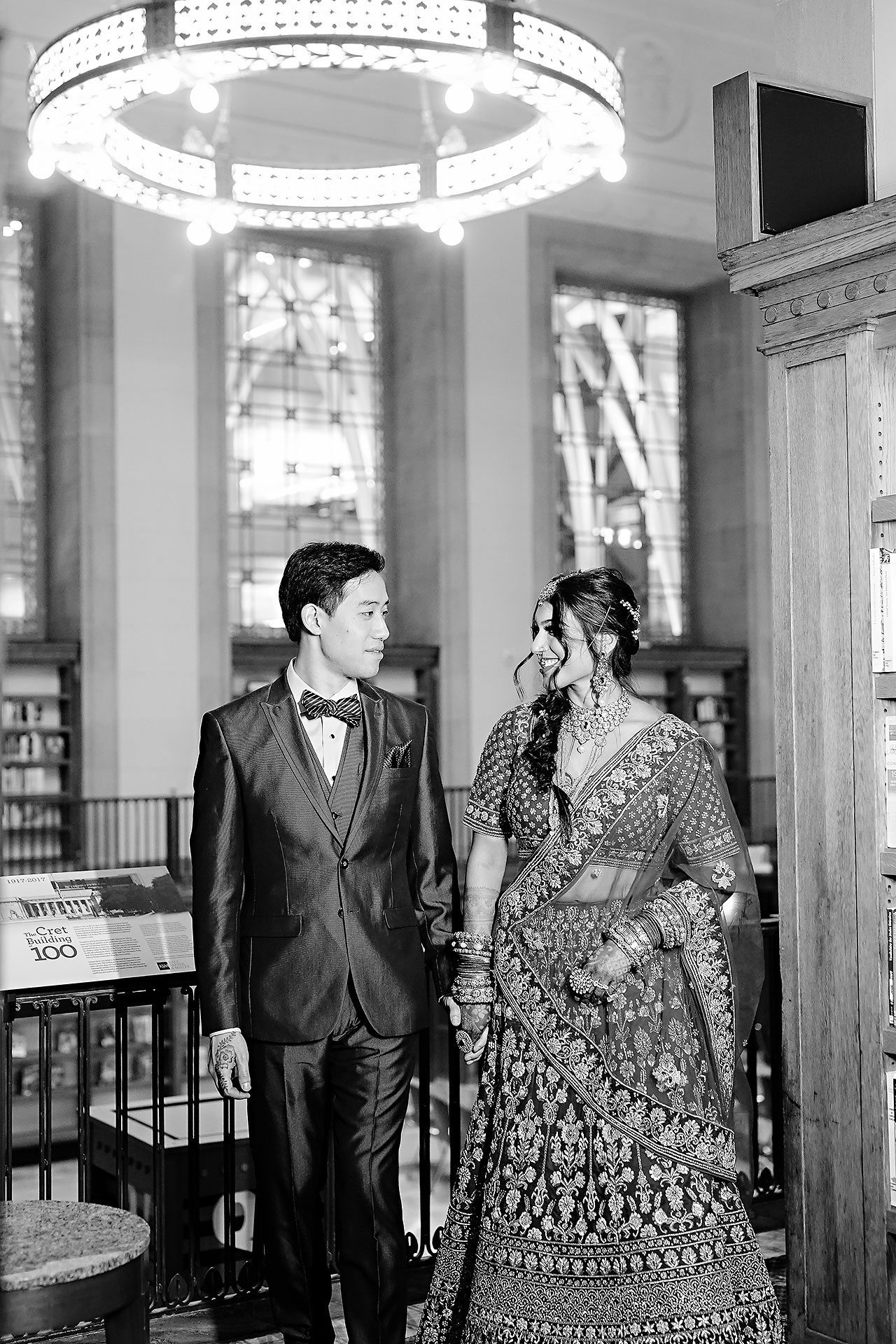Ritika Jason Chinese Indian Fusion Wedding Ceremony 131