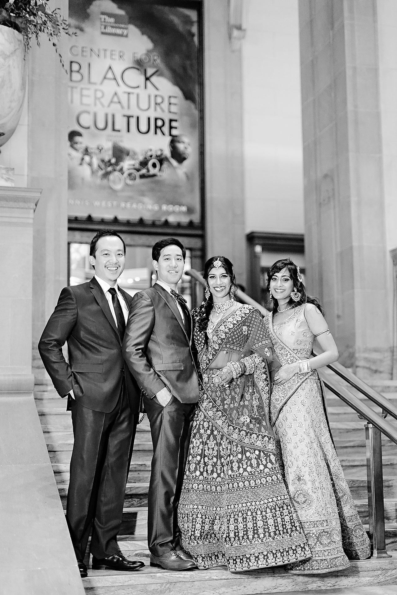 Ritika Jason Chinese Indian Fusion Wedding Ceremony 129