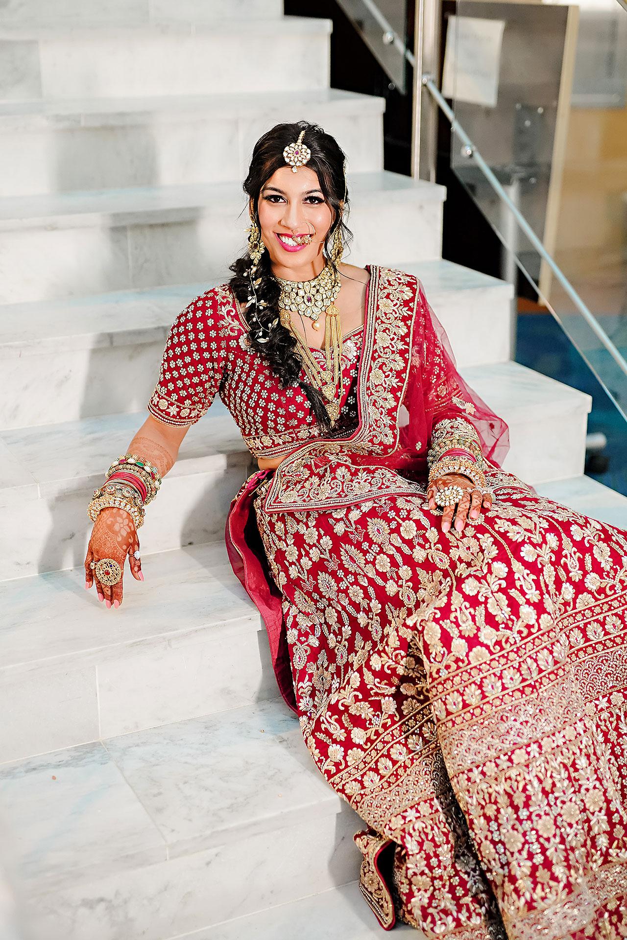 Ritika Jason Chinese Indian Fusion Wedding Ceremony 122