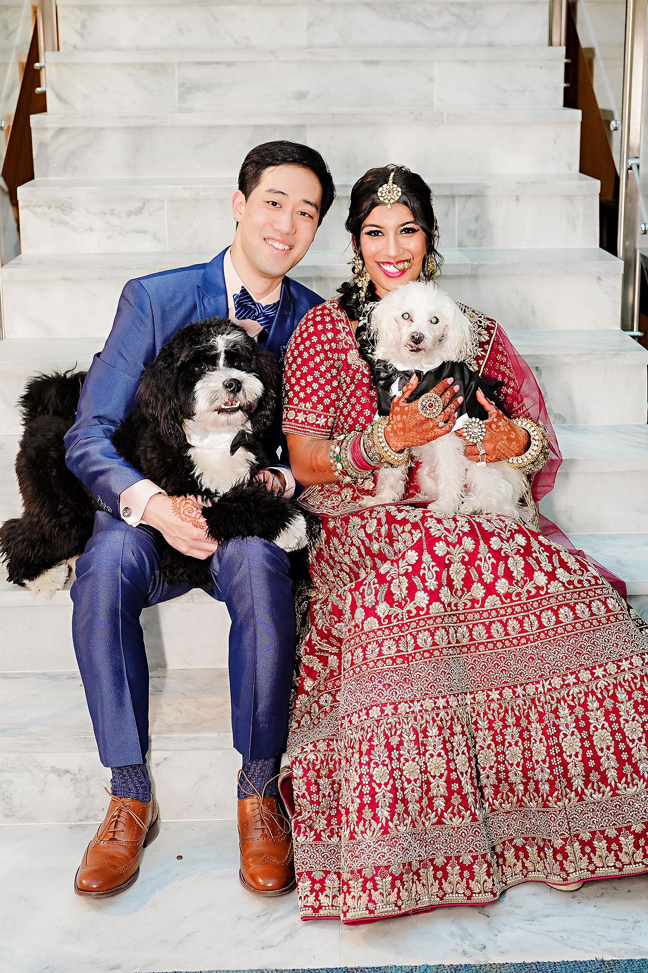 Ritika Jason Chinese Indian Fusion Wedding Ceremony 120