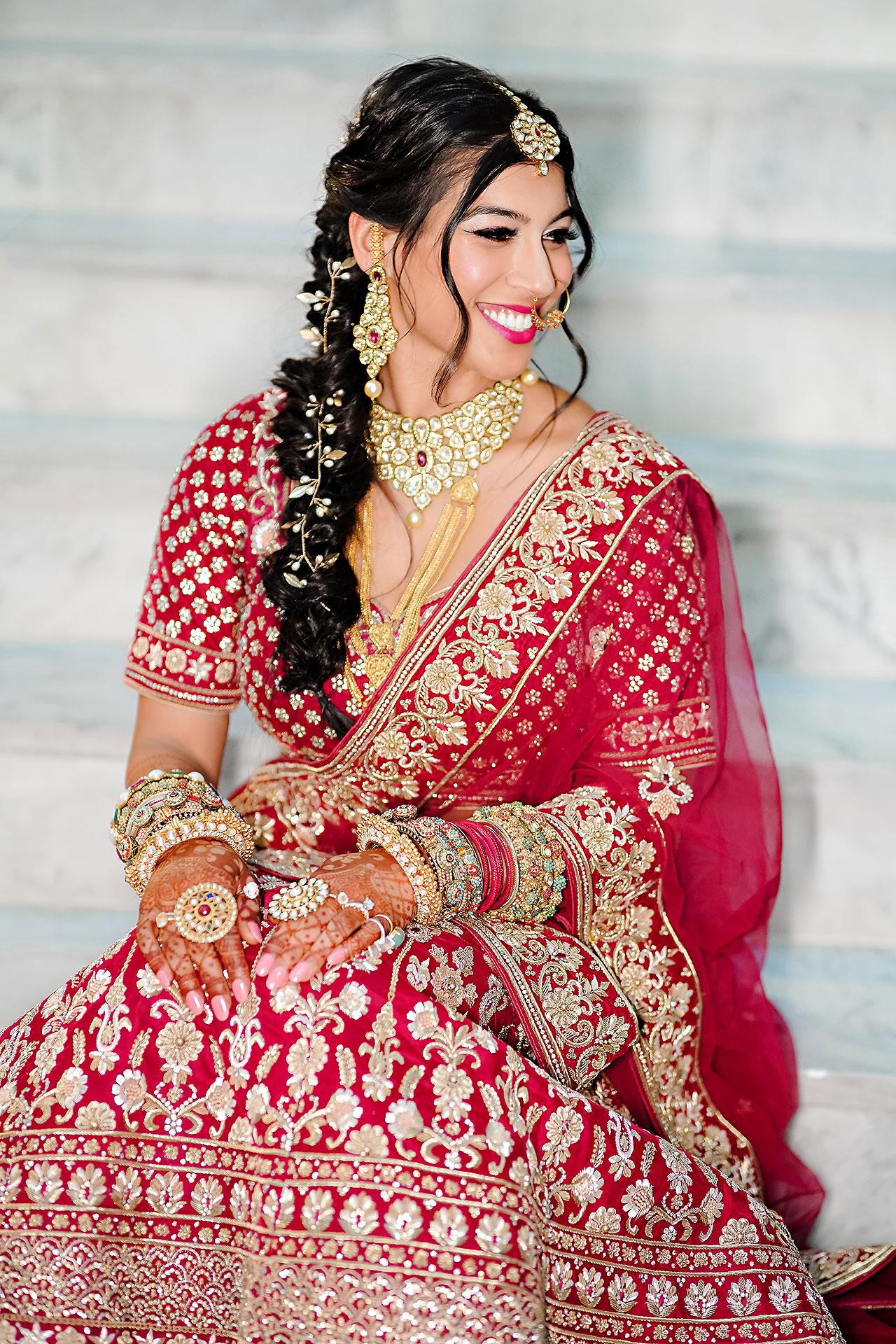Ritika Jason Chinese Indian Fusion Wedding Ceremony 117