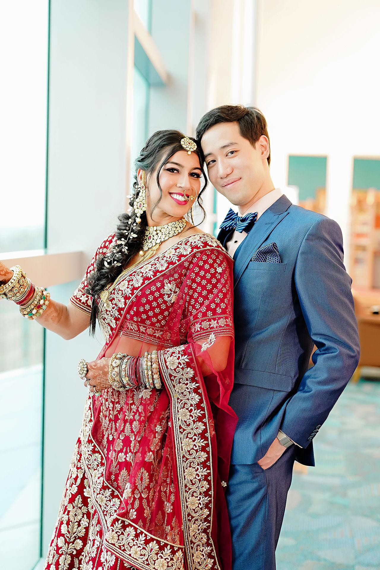 Ritika Jason Chinese Indian Fusion Wedding Ceremony 116