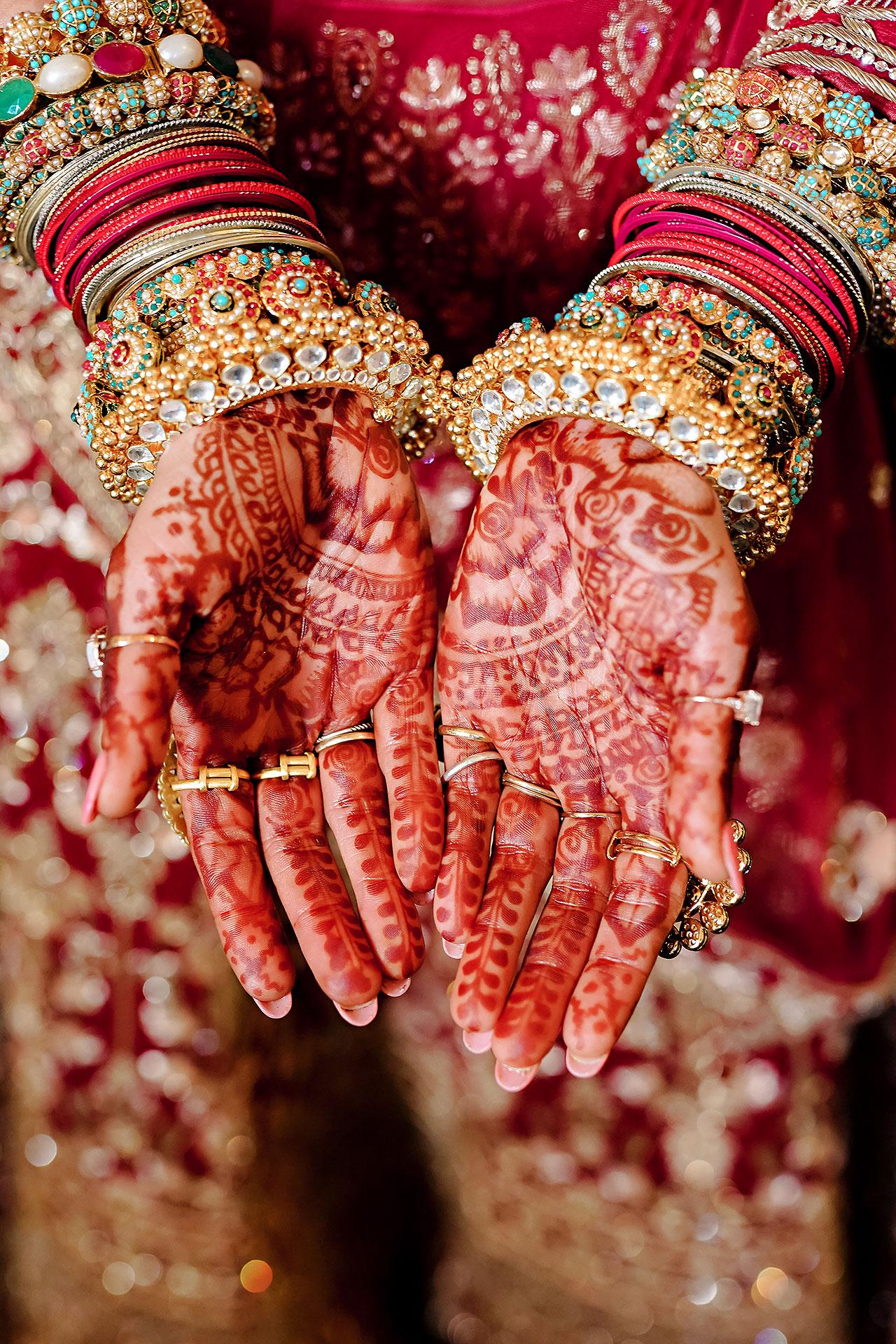 Ritika Jason Chinese Indian Fusion Wedding Ceremony 113