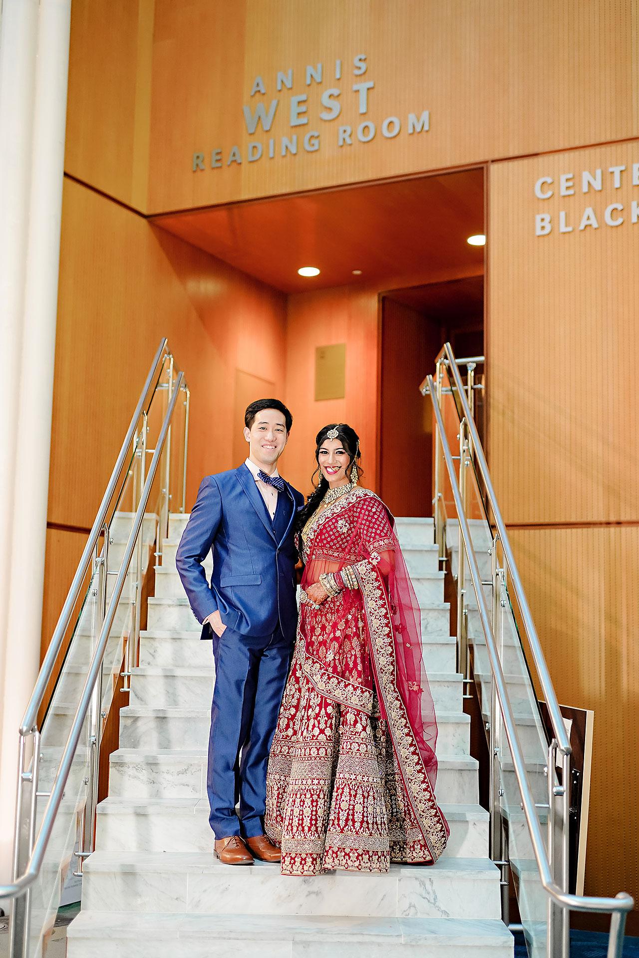 Ritika Jason Chinese Indian Fusion Wedding Ceremony 114