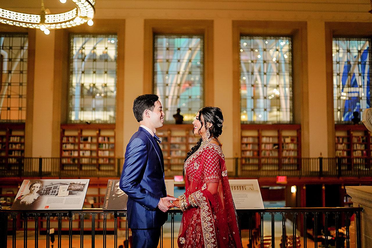 Ritika Jason Chinese Indian Fusion Wedding Ceremony 110