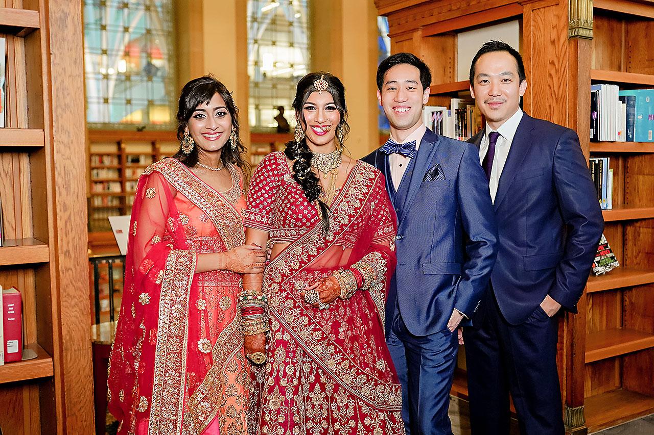 Ritika Jason Chinese Indian Fusion Wedding Ceremony 108
