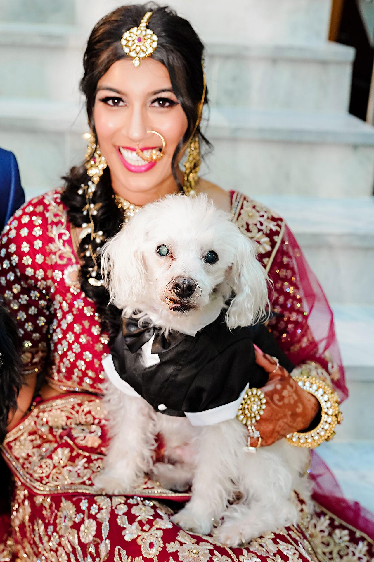 Ritika Jason Chinese Indian Fusion Wedding Ceremony 099