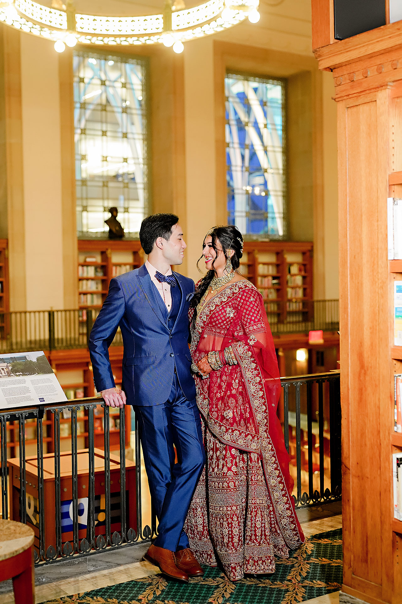 Ritika Jason Chinese Indian Fusion Wedding Ceremony 096