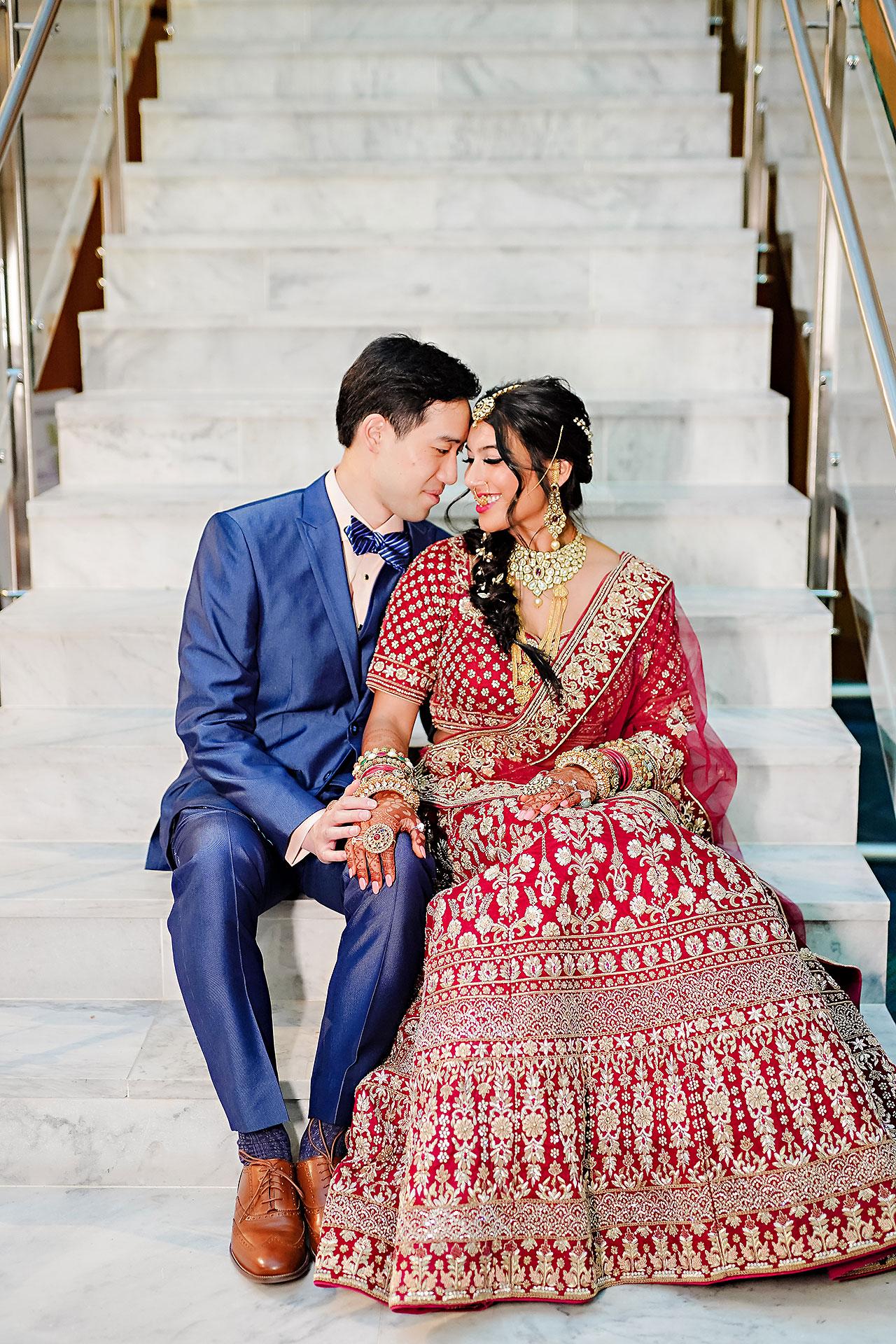 Ritika Jason Chinese Indian Fusion Wedding Ceremony 098