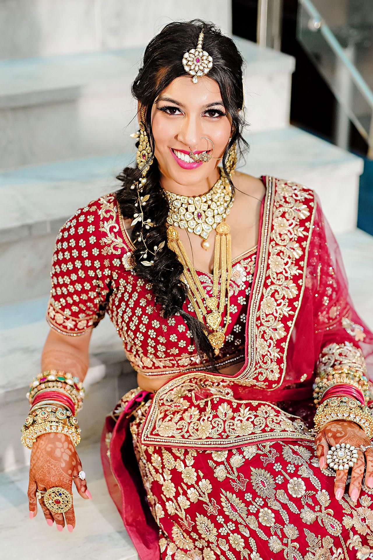 Ritika Jason Chinese Indian Fusion Wedding Ceremony 095