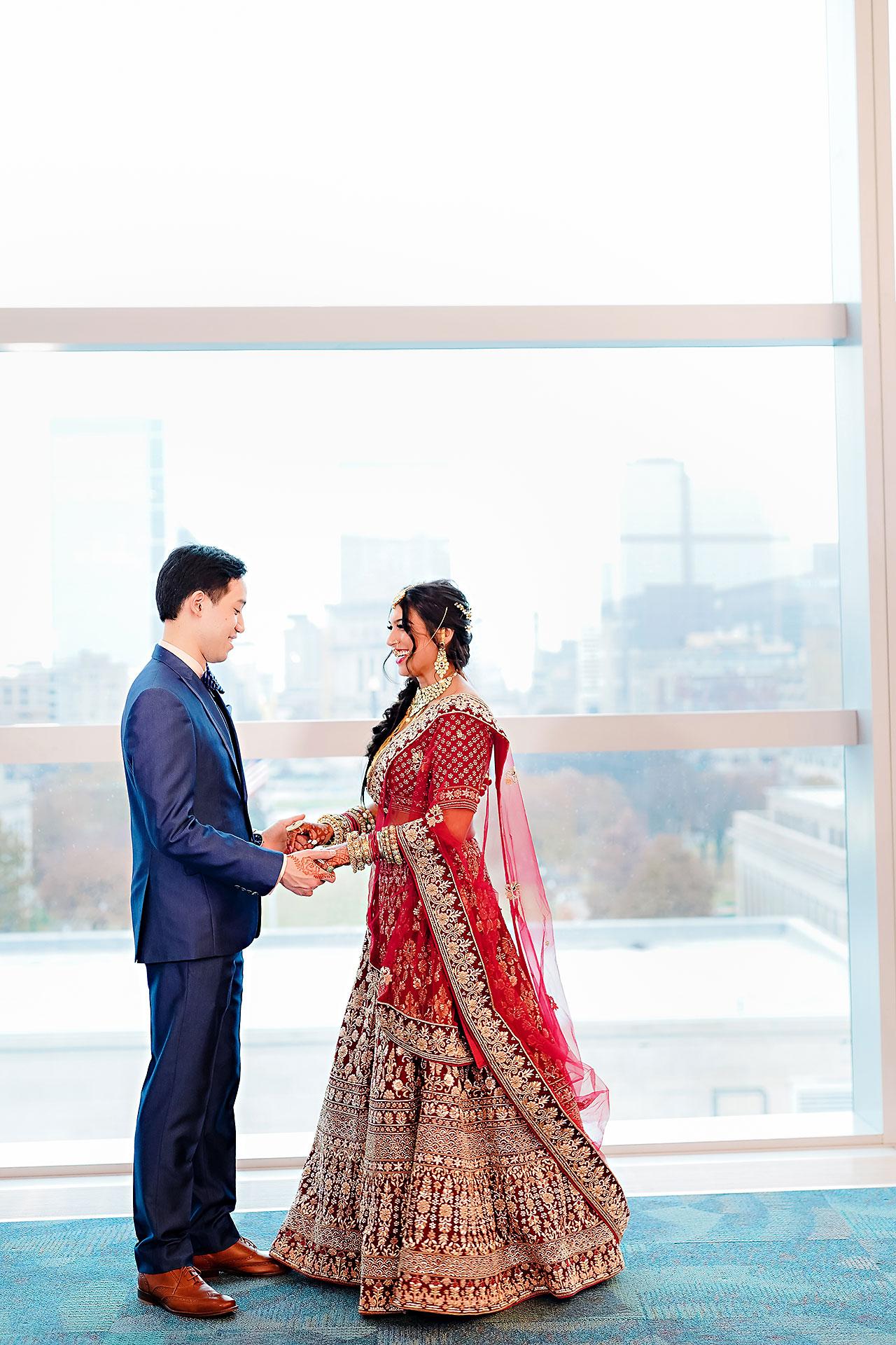Ritika Jason Chinese Indian Fusion Wedding Ceremony 092