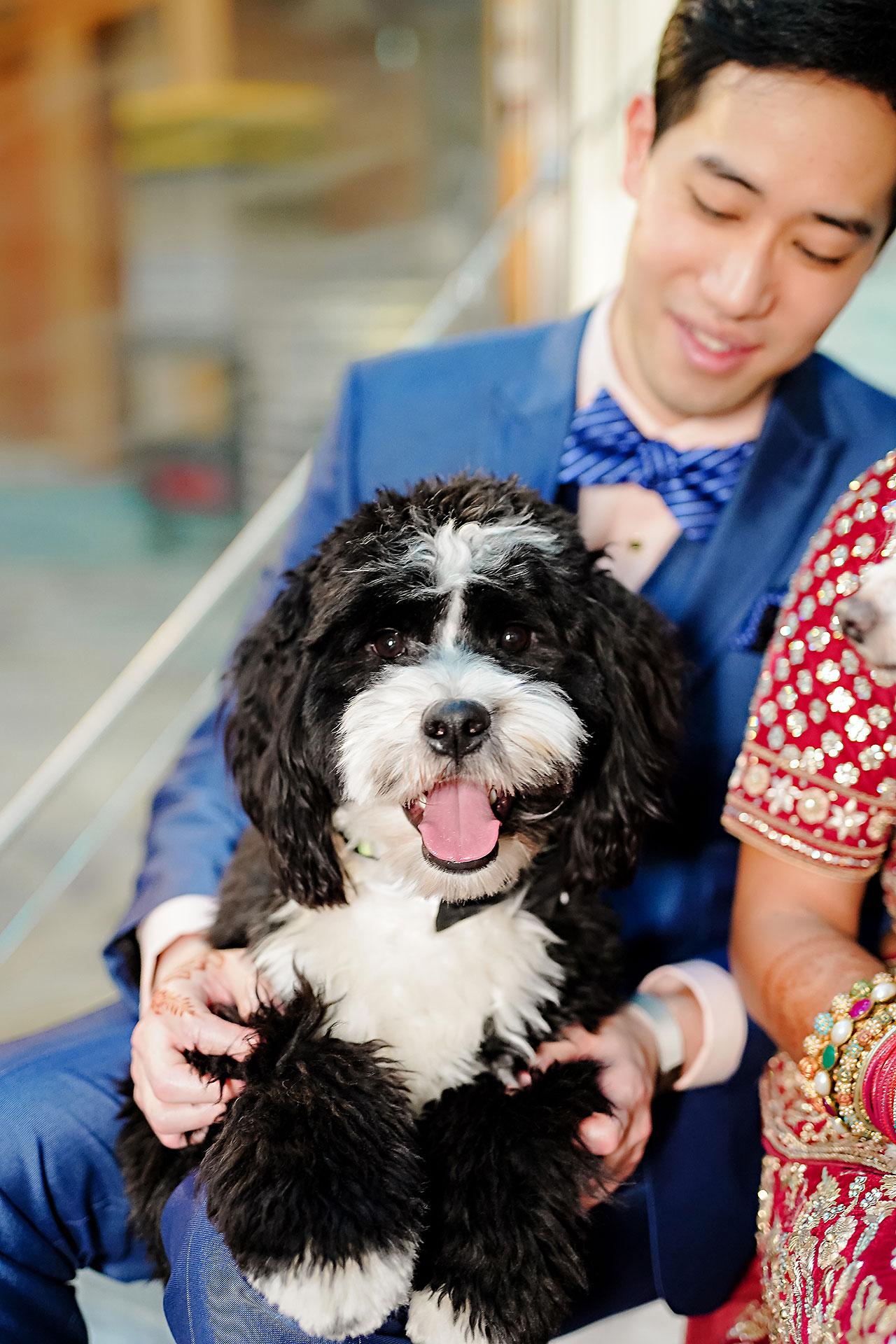 Ritika Jason Chinese Indian Fusion Wedding Ceremony 093