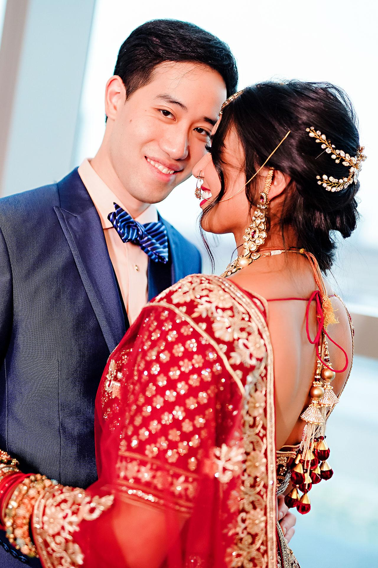 Ritika Jason Chinese Indian Fusion Wedding Ceremony 089