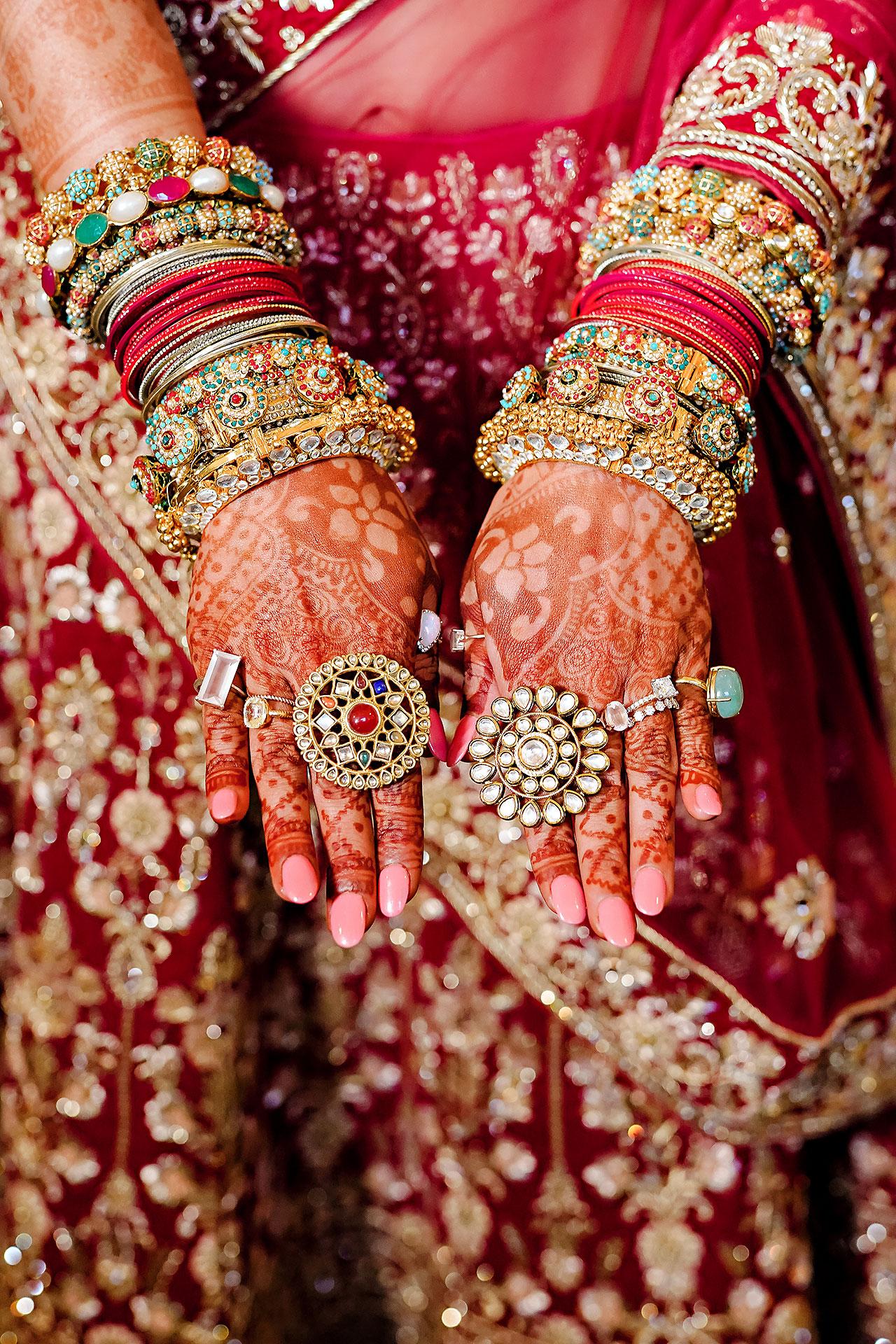 Ritika Jason Chinese Indian Fusion Wedding Ceremony 090