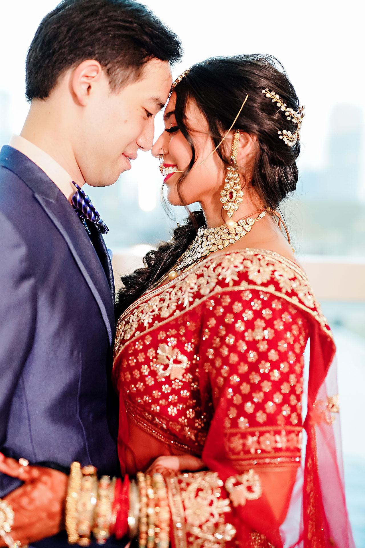 Ritika Jason Chinese Indian Fusion Wedding Ceremony 091