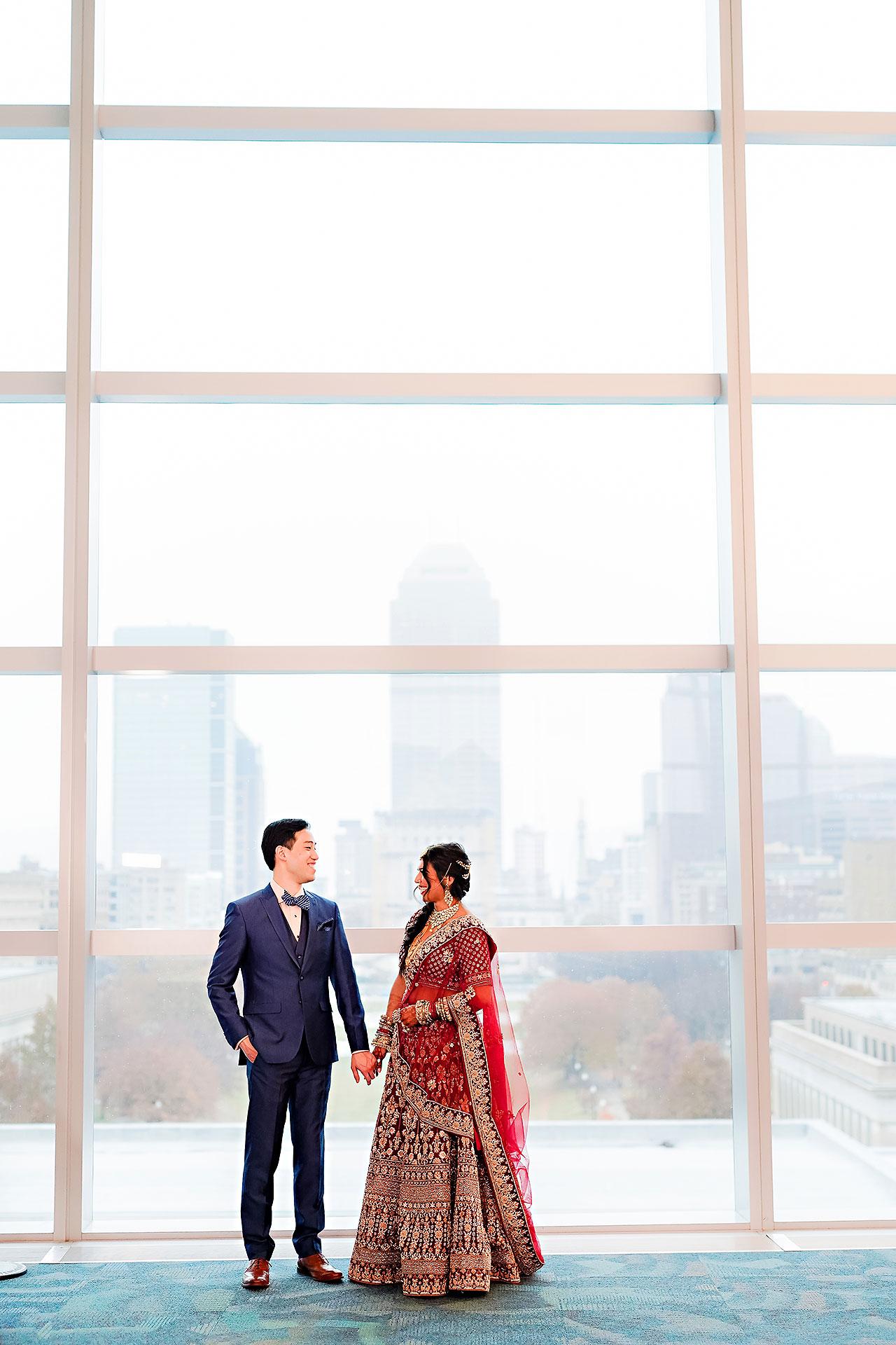 Ritika Jason Chinese Indian Fusion Wedding Ceremony 087