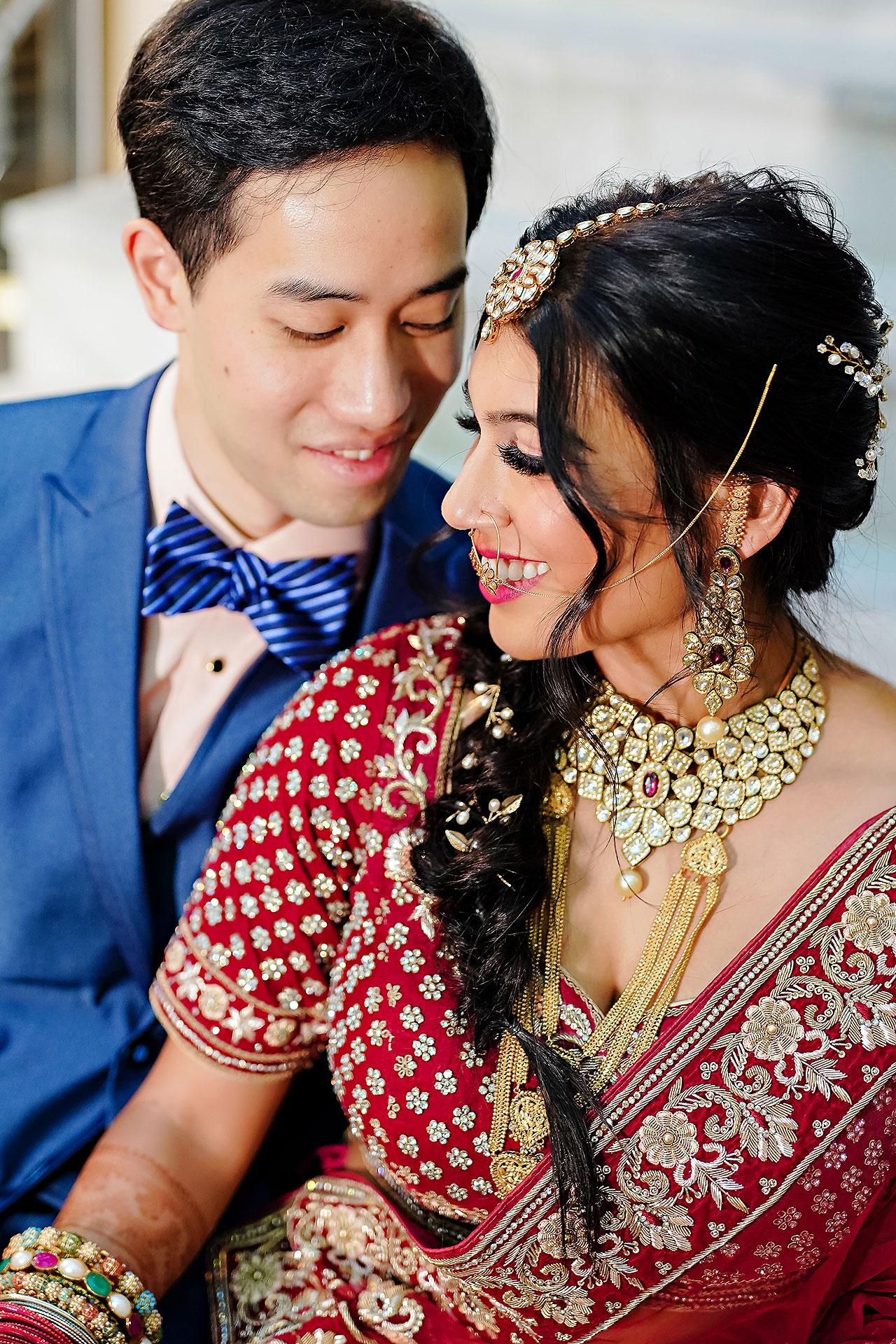 Ritika Jason Chinese Indian Fusion Wedding Ceremony 085