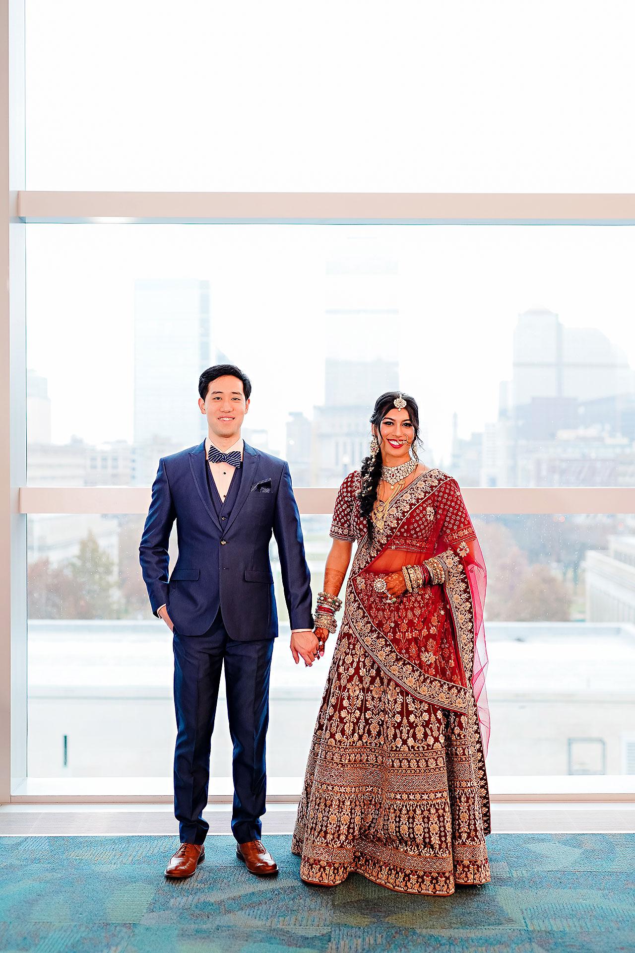 Ritika Jason Chinese Indian Fusion Wedding Ceremony 081