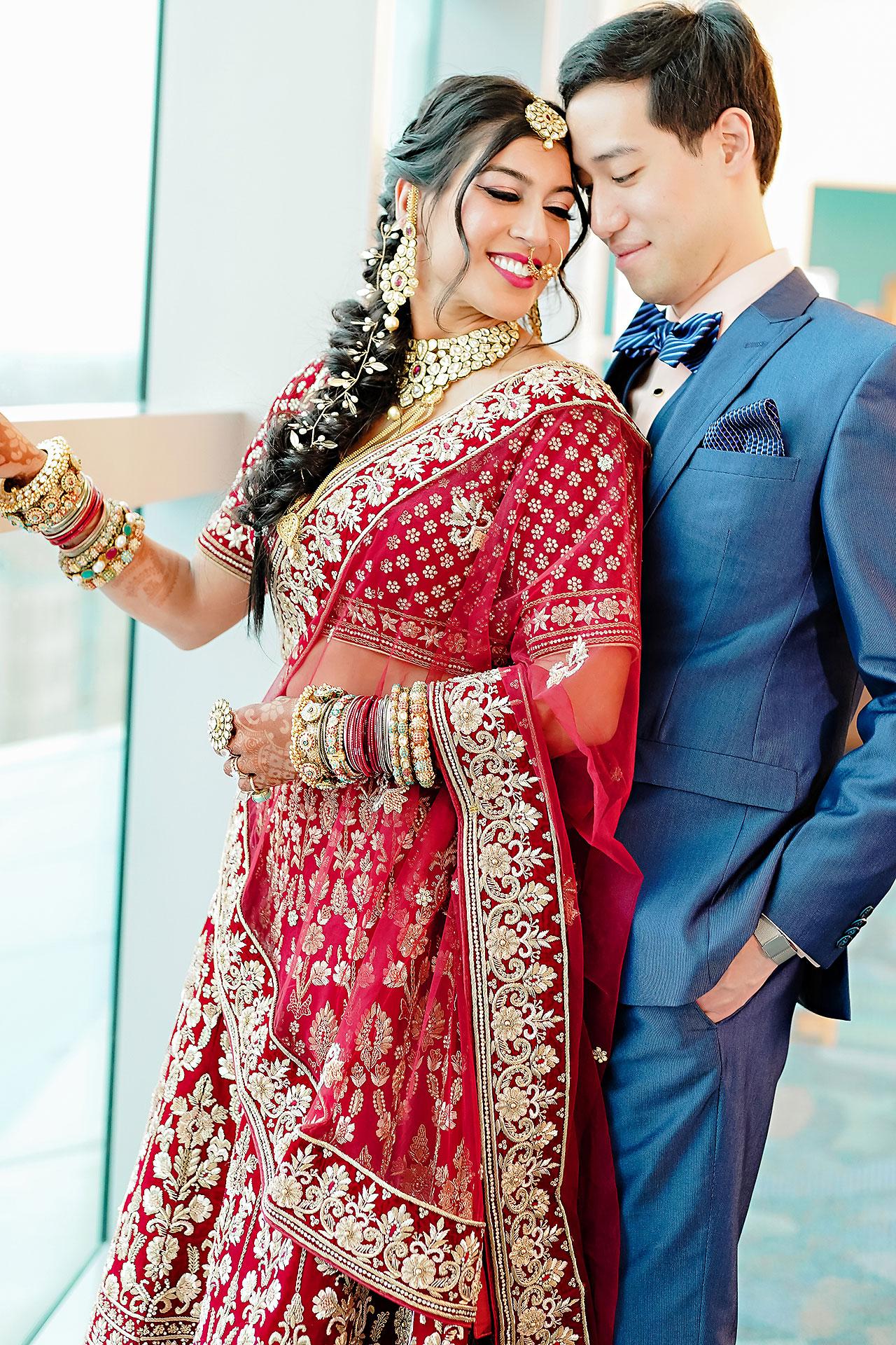 Ritika Jason Chinese Indian Fusion Wedding Ceremony 082
