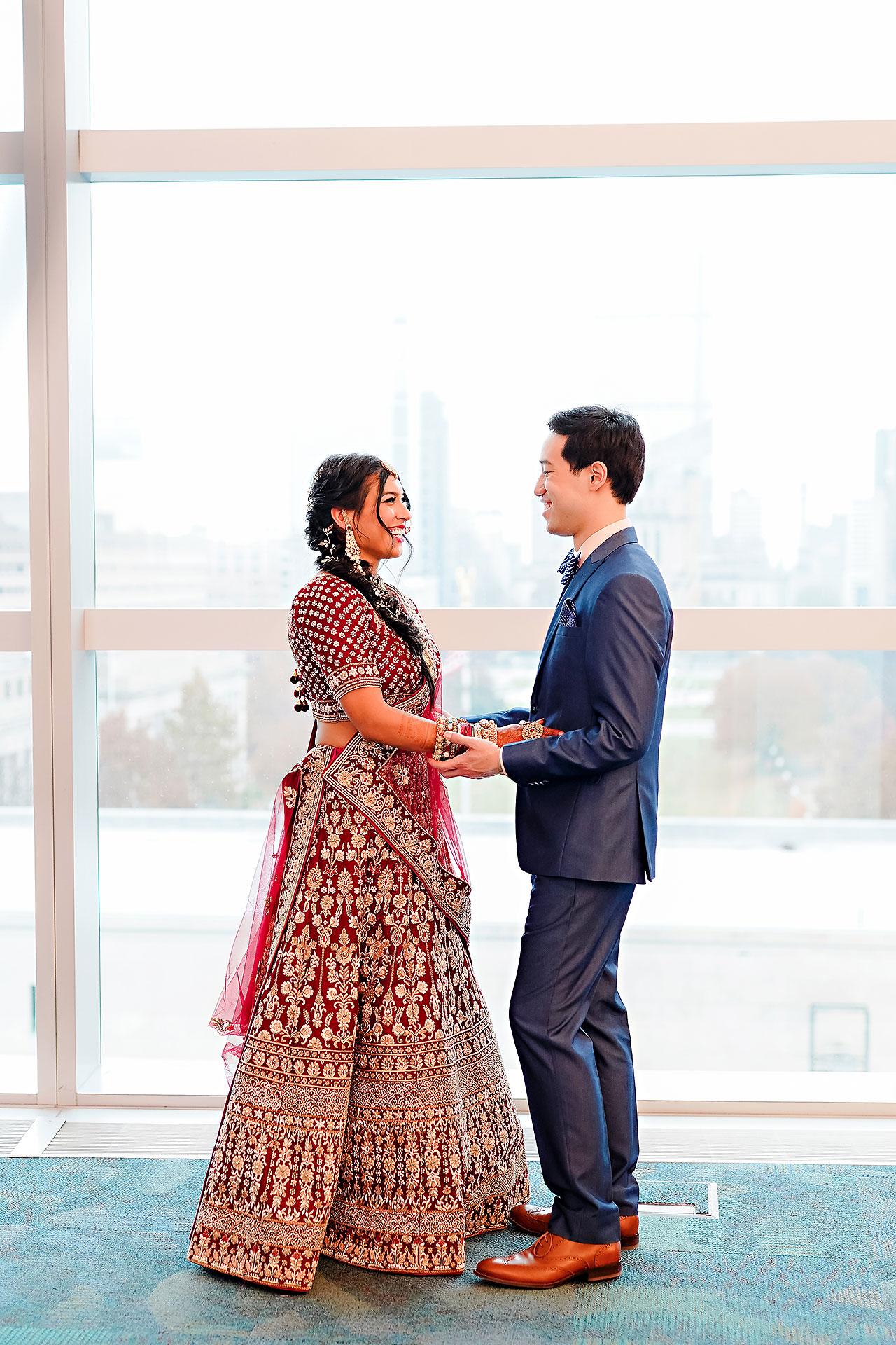 Ritika Jason Chinese Indian Fusion Wedding Ceremony 078