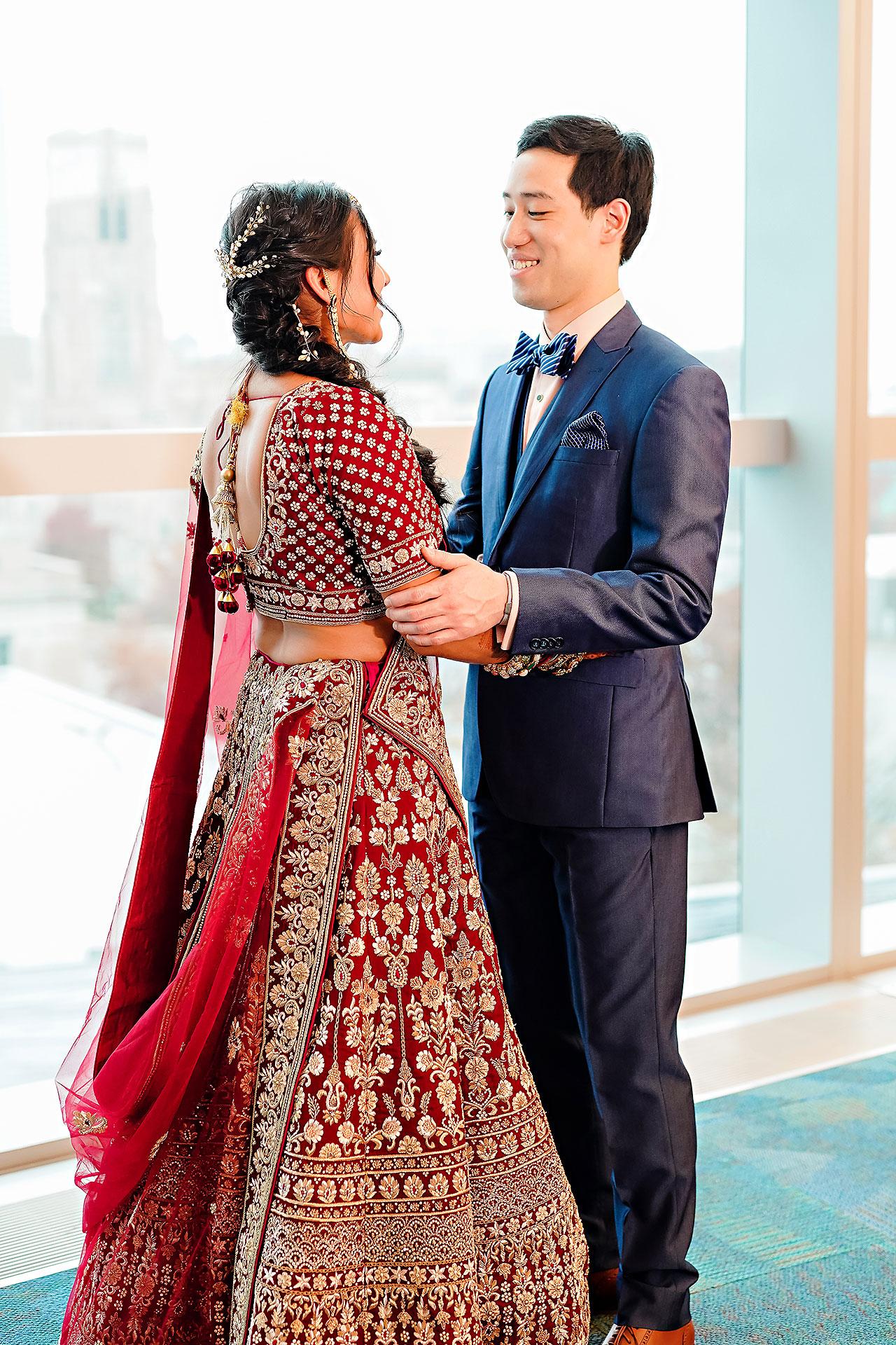 Ritika Jason Chinese Indian Fusion Wedding Ceremony 079