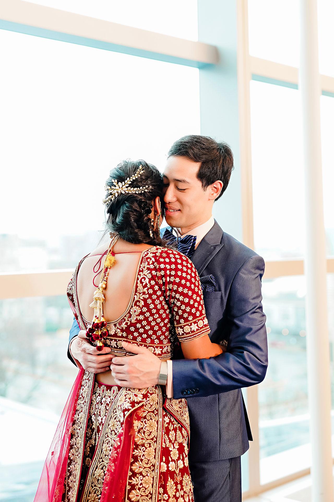 Ritika Jason Chinese Indian Fusion Wedding Ceremony 080
